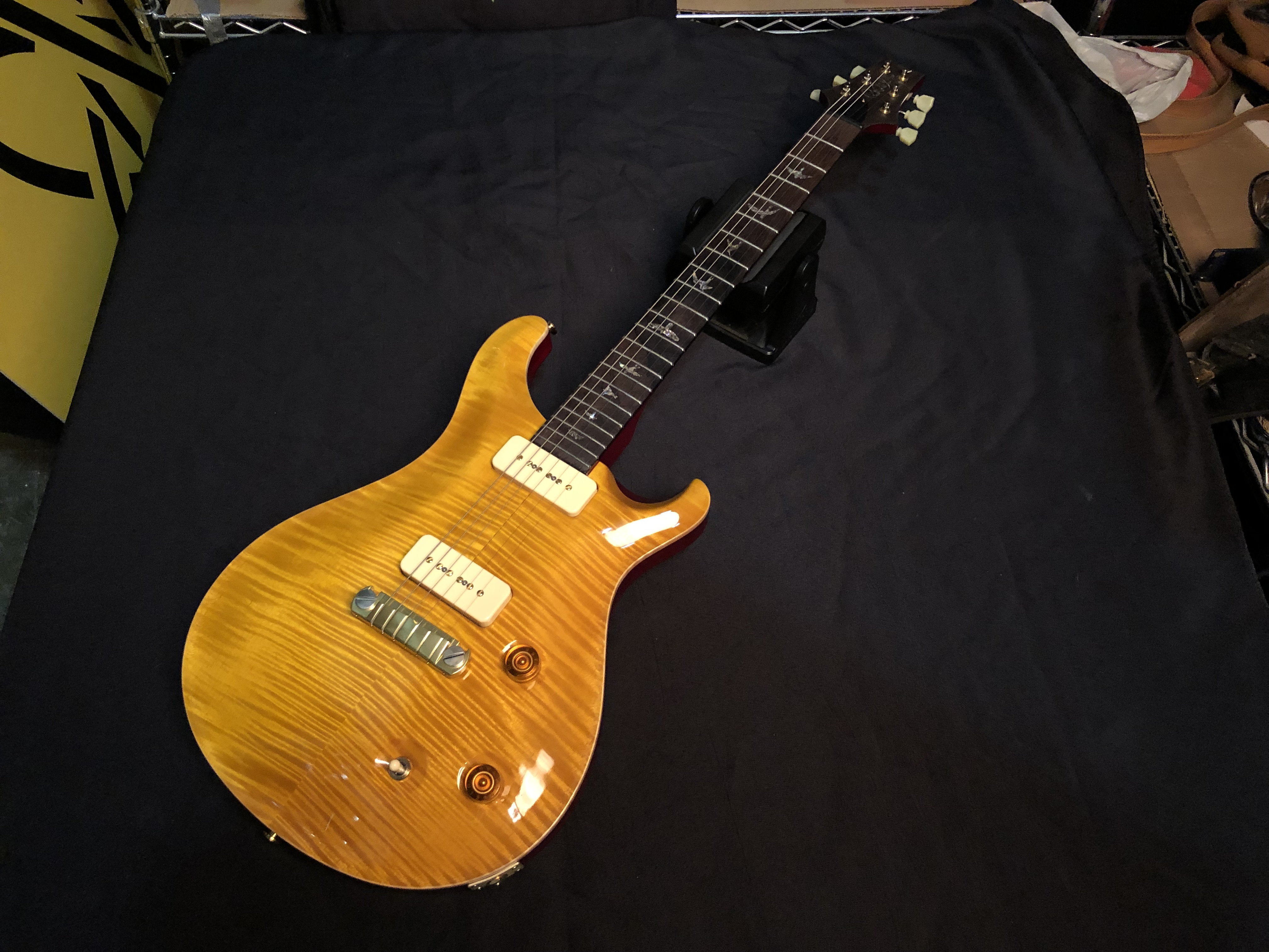 2005 PAUL REED SMITH - MCARTY 10 BRAZILIAN LIMITED EDITION #481 - ELECTRIC GUITAR