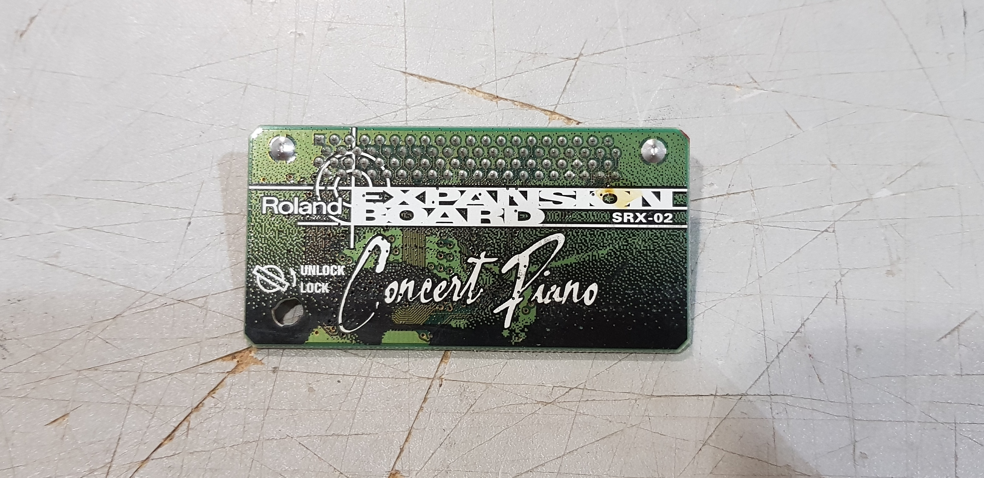 ROLAND SRX-02 CONCERT PIANO Expansion Board