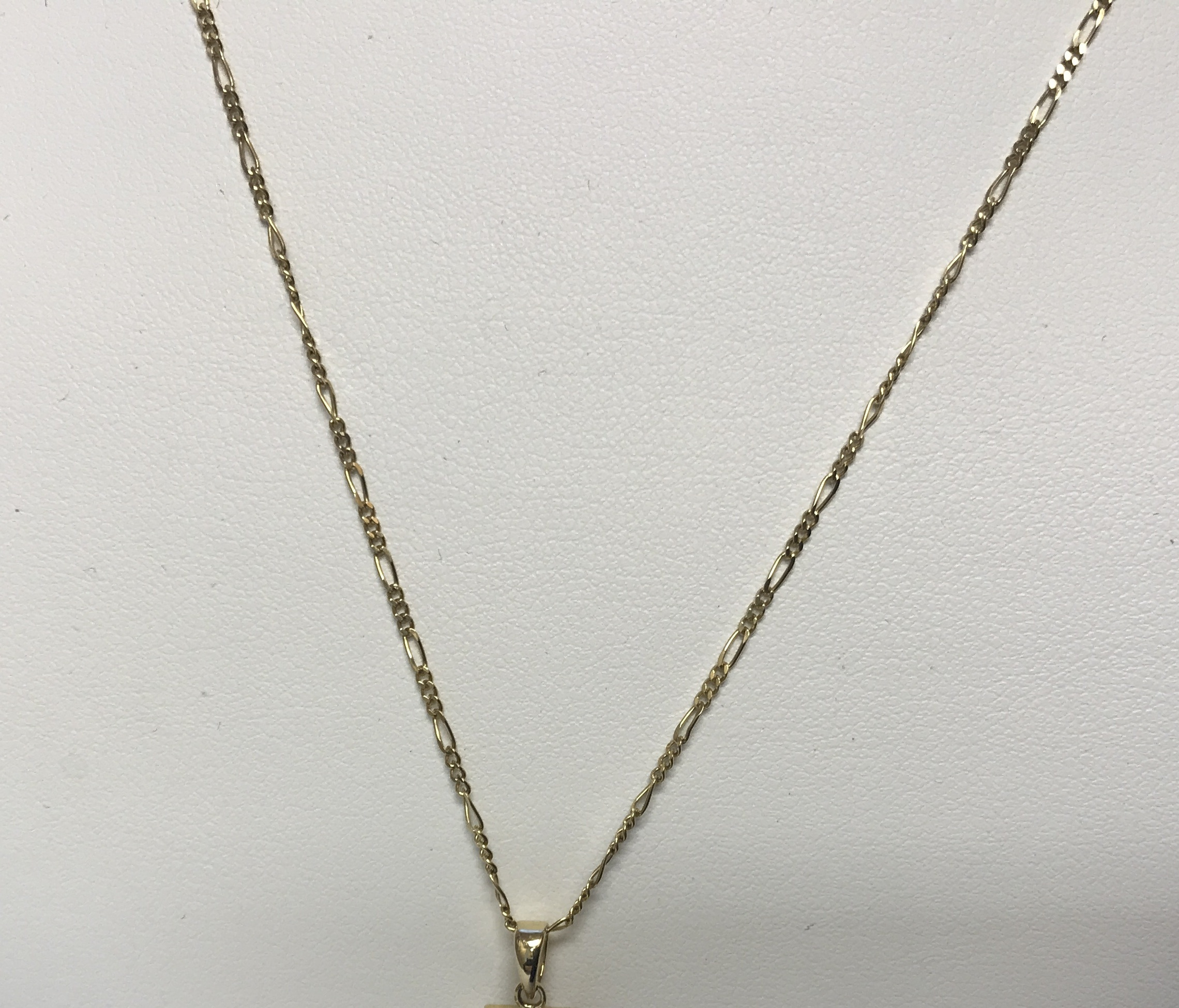 Link Chain 14K Yellow Gold 1.9g