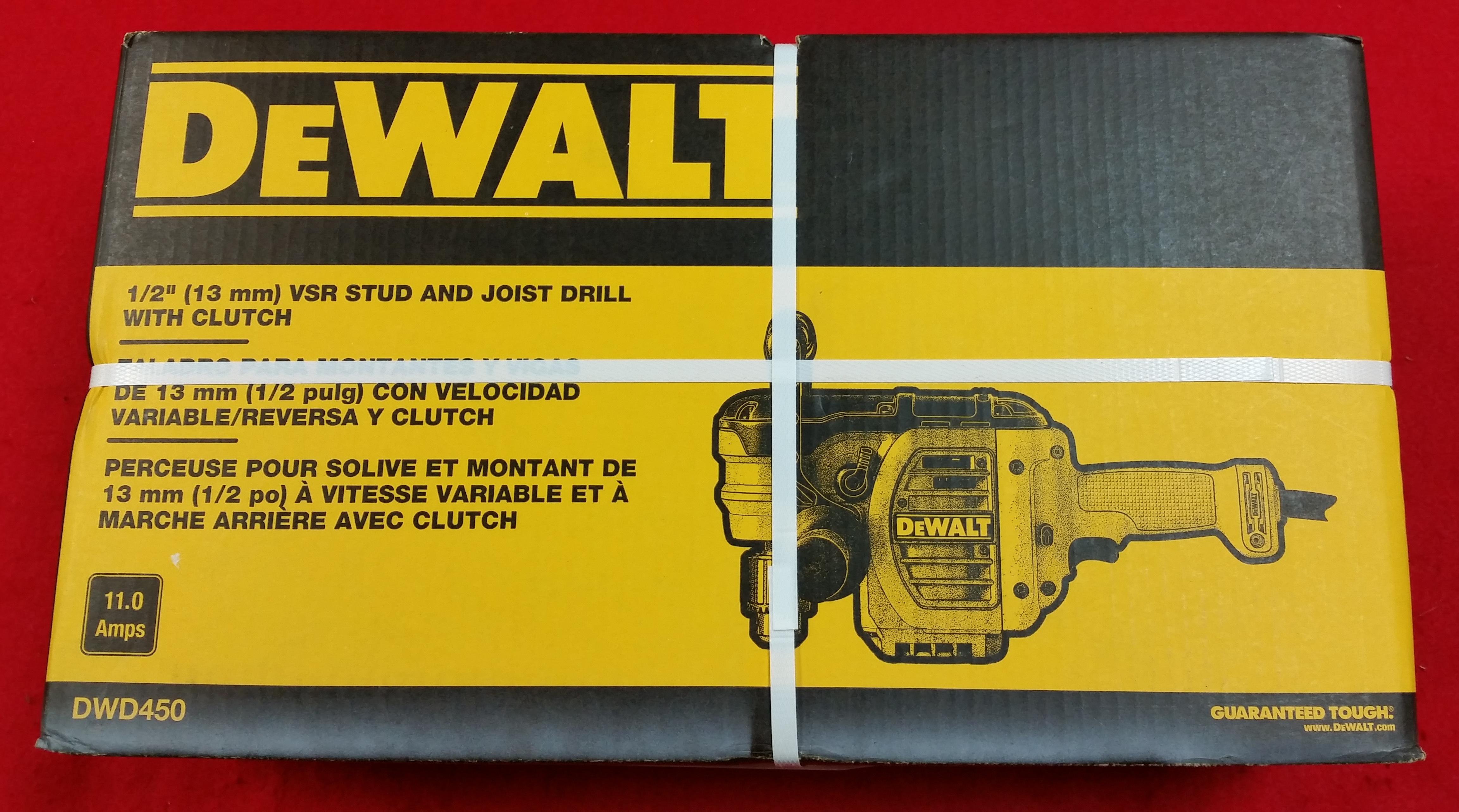 DEWALT - dvd450 - DRILL TOOLS