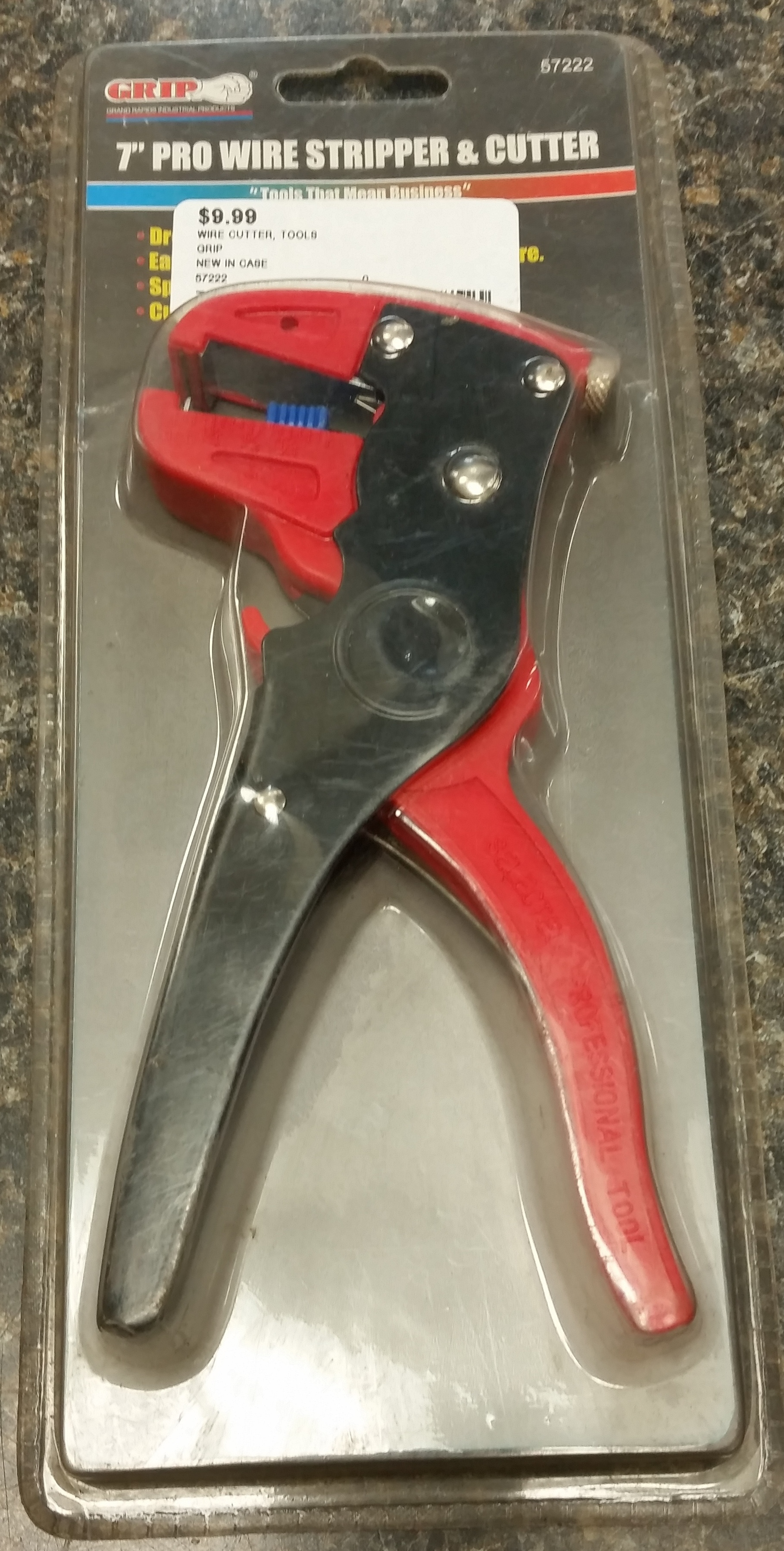 GRIP - 57222 - WIRE CUTTER TOOLS