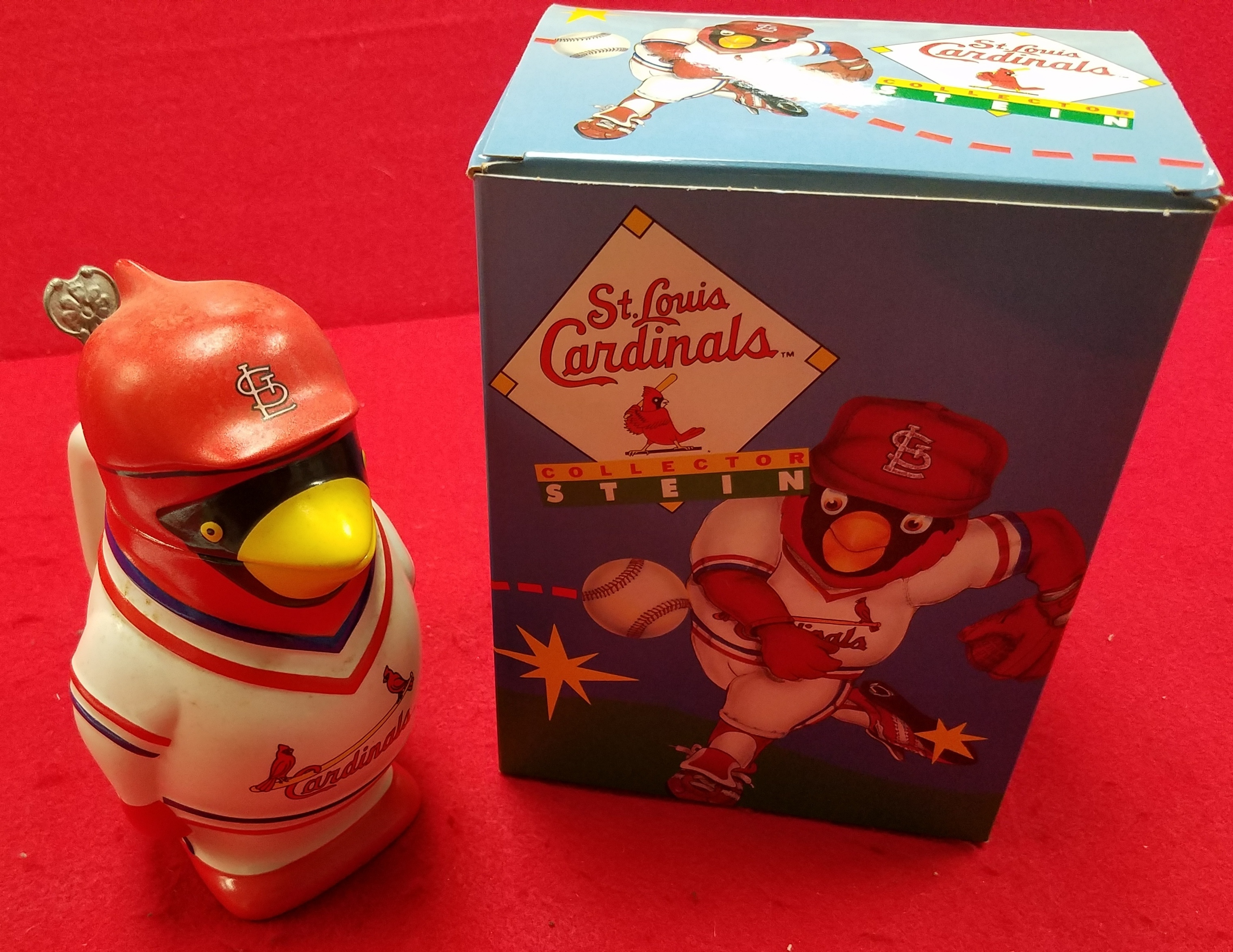 COLLECTIBLE: ST LOUIS CARDINALS STEIN