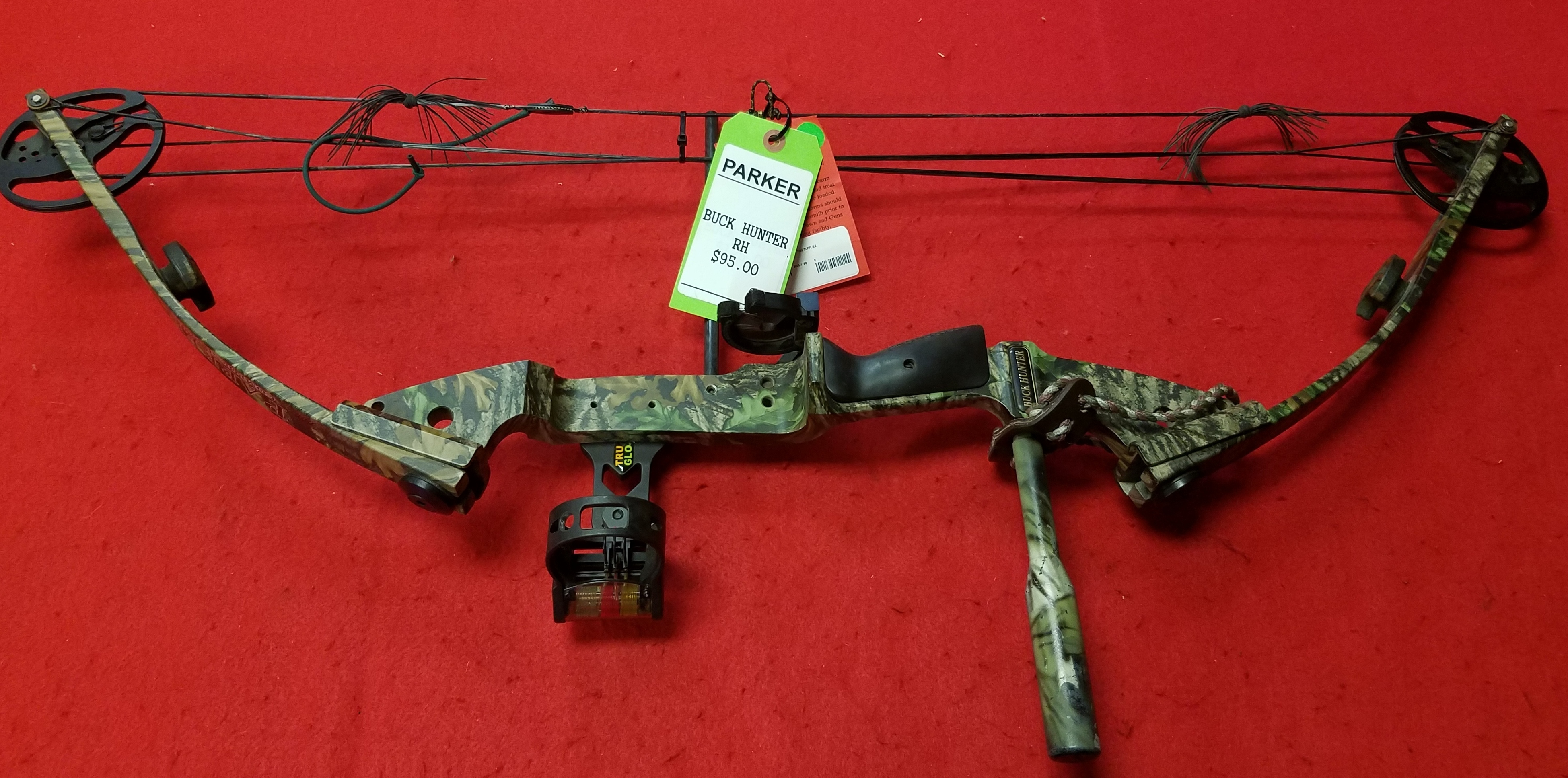 PARKER - BUCK HUNTER COMPOUND BOW