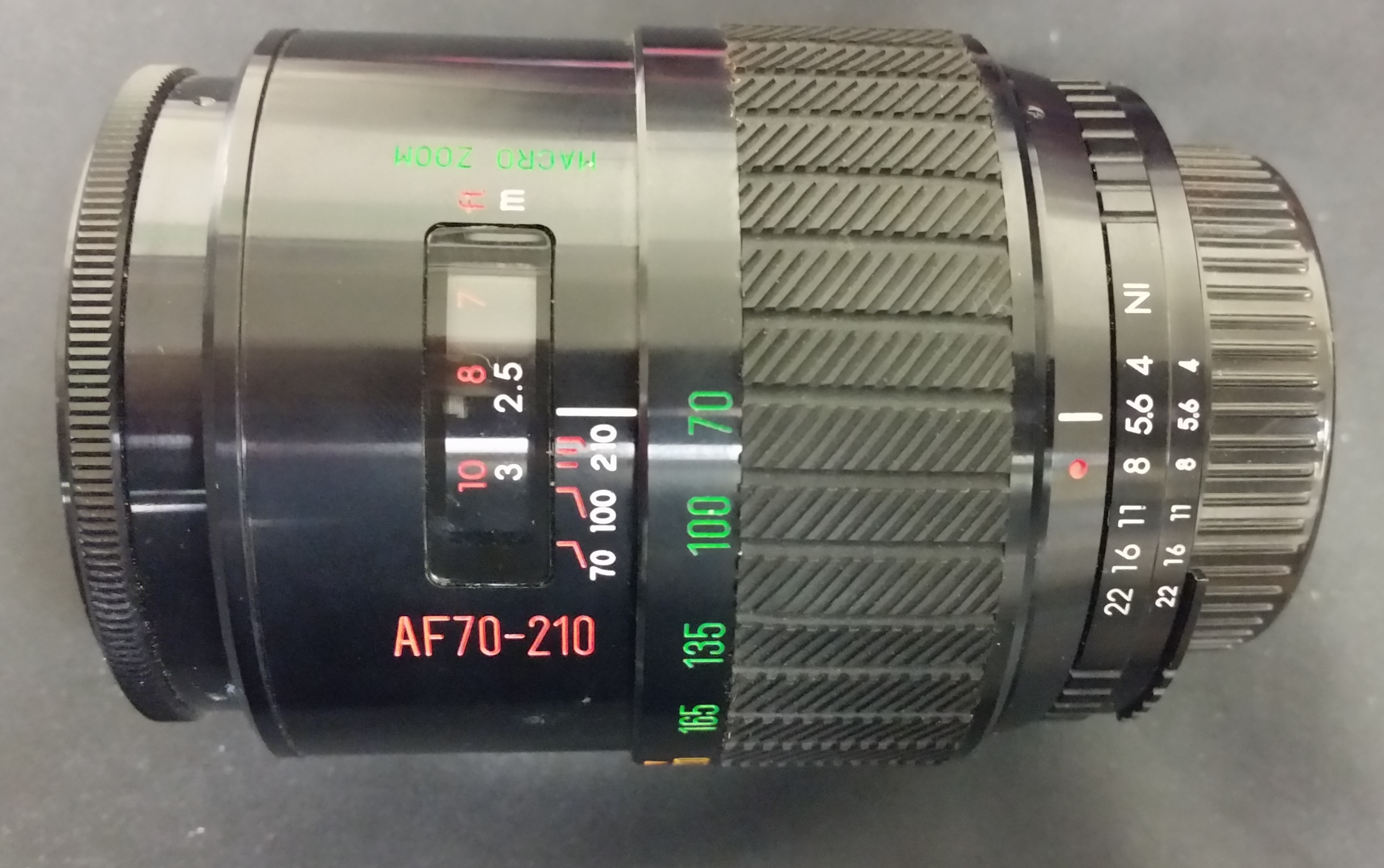 SIGMA AF70-210 FOR CANON CAMERA LENS