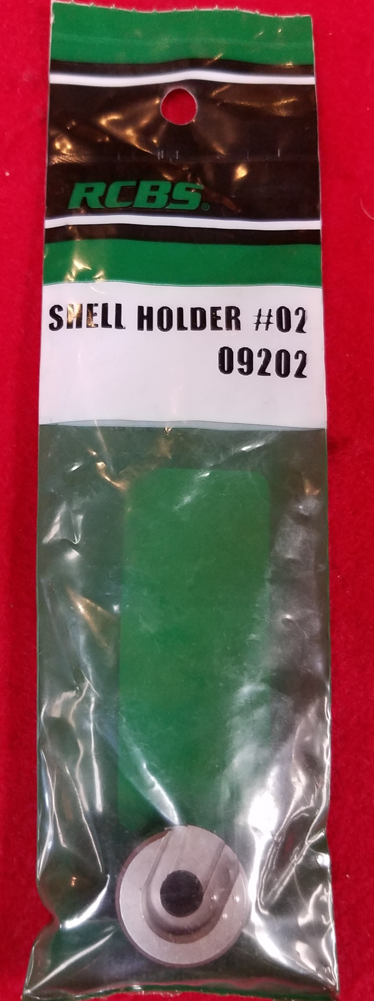 RCBS 09202 - SHELL HOLDER #2