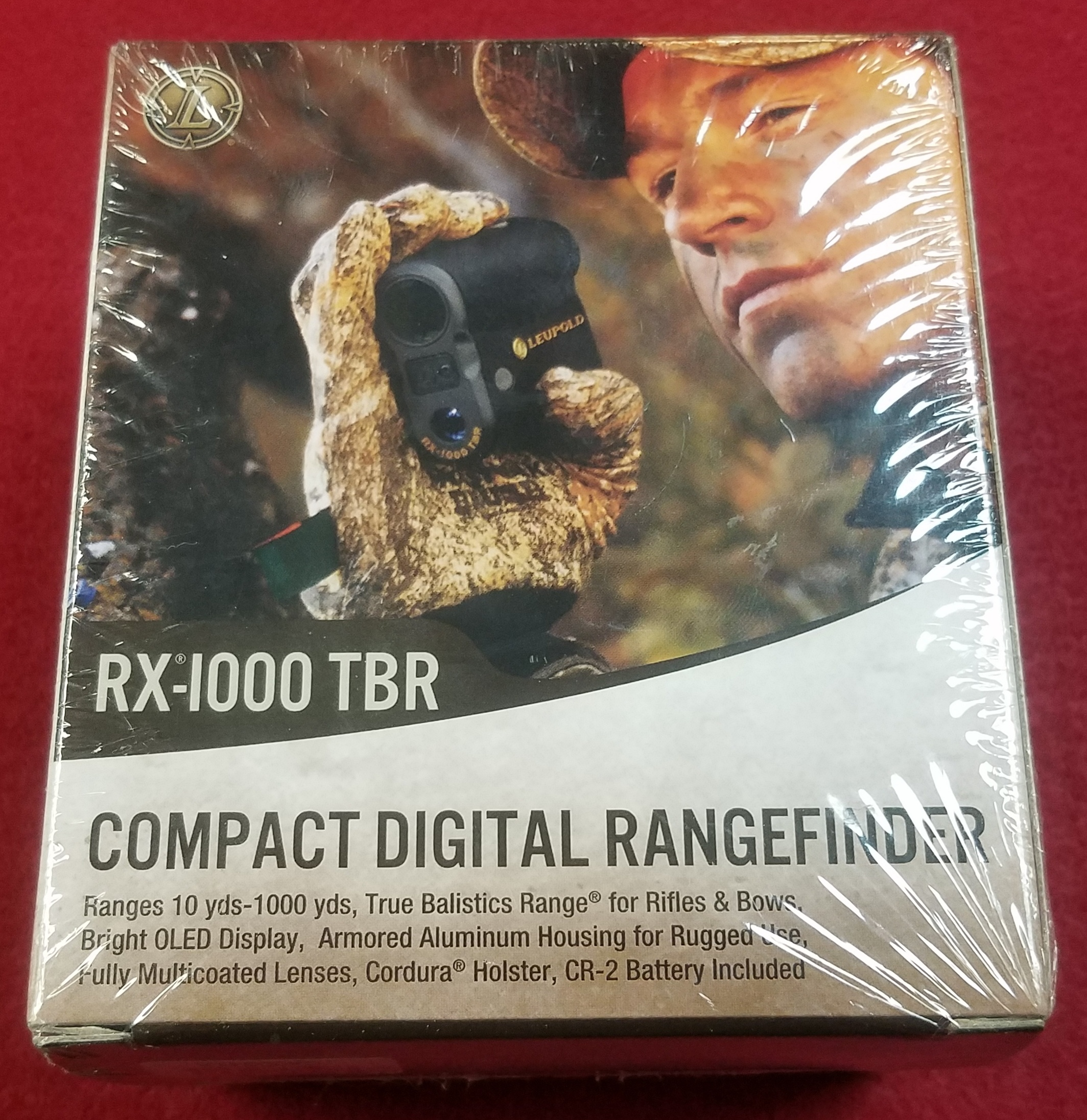 EUPOLD - RX-1000 TBR - COMPACT DIGITAL RANGE FINDER - NEW IN BOX