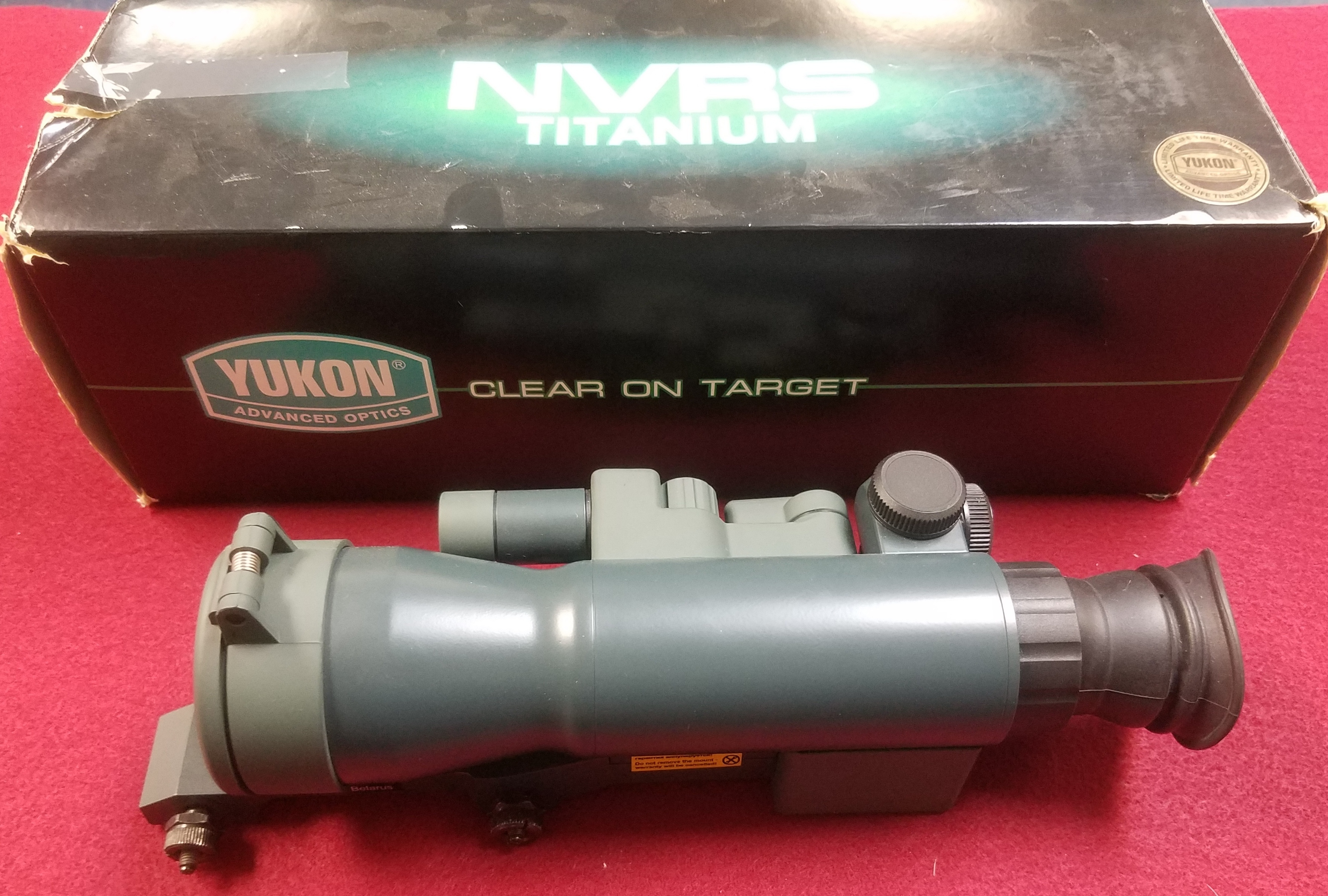 YUKON - NVRS - 2.5X50 NIGHT VISION SCOPE