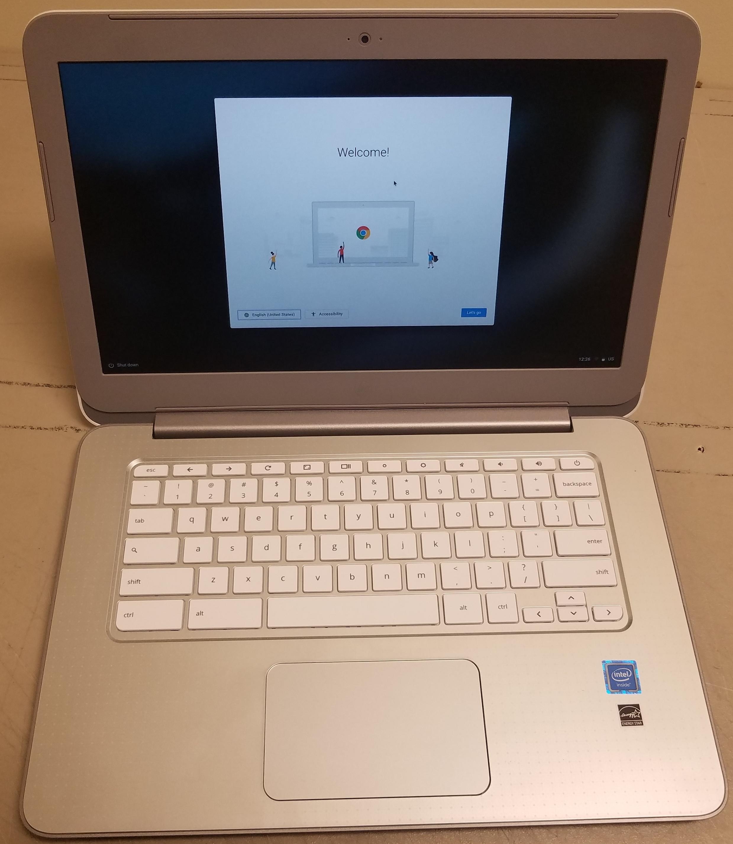 HP - AK040WM - 14-CHROMEBOOK 14