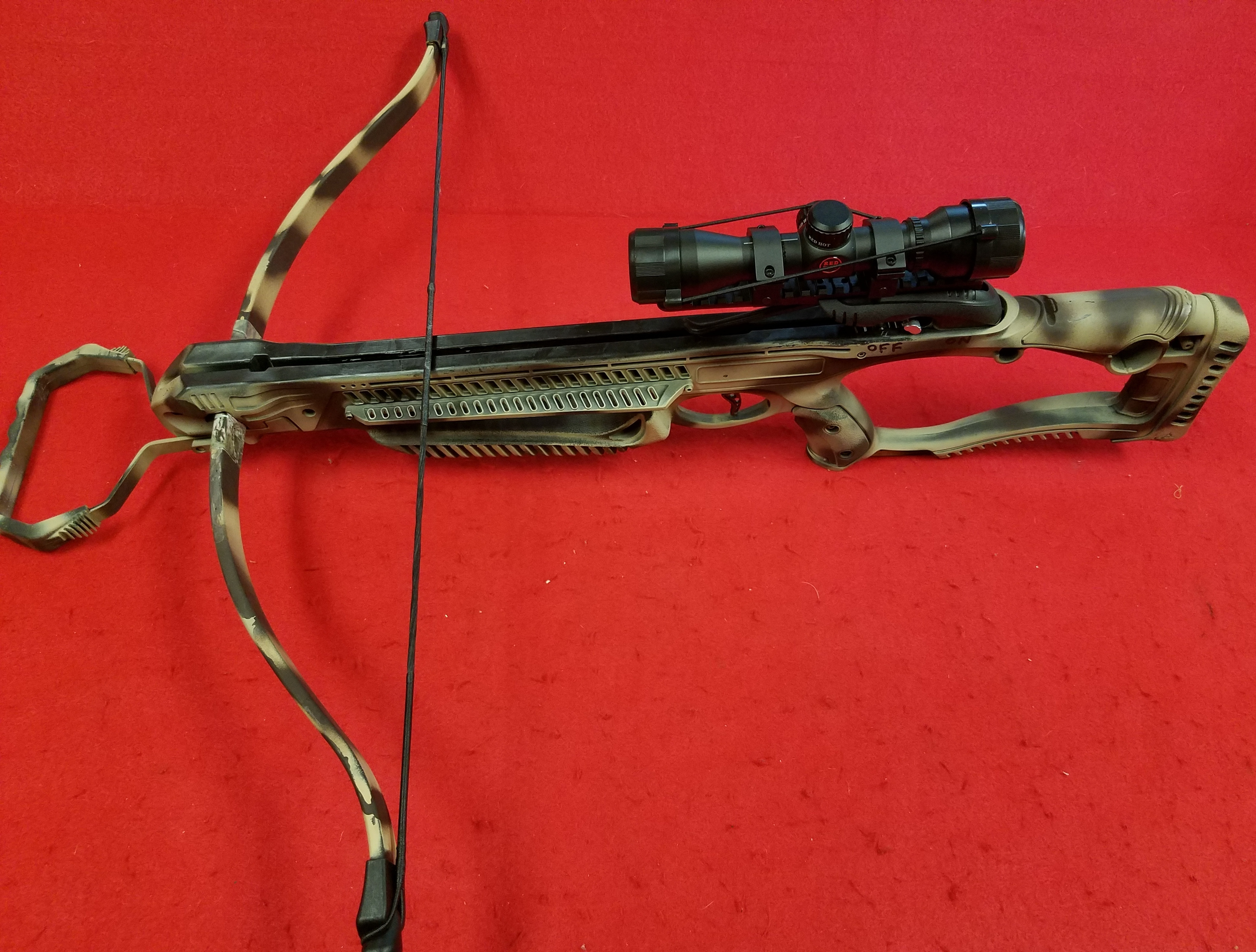 BARNETT - RECRUIT CROSSBOW