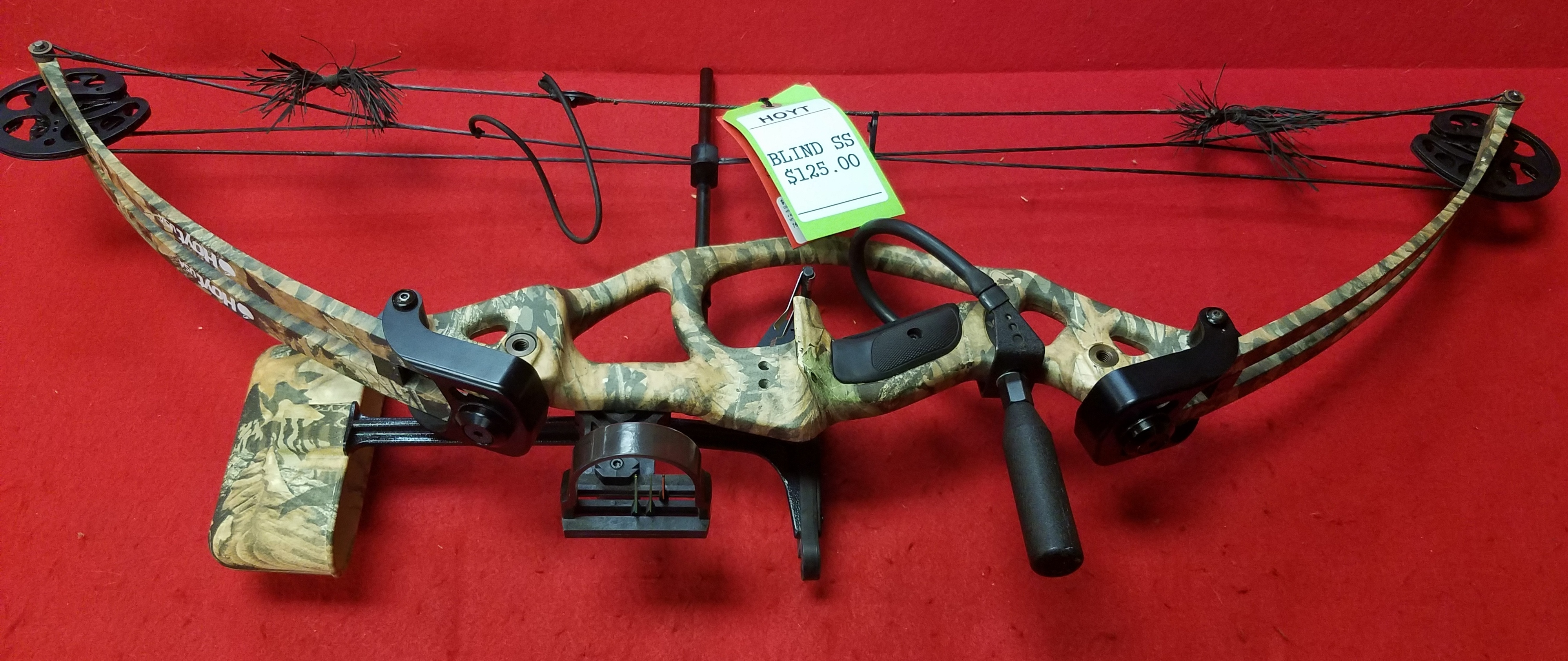 HOYT - MT SPORT RH COMPOUND BOW