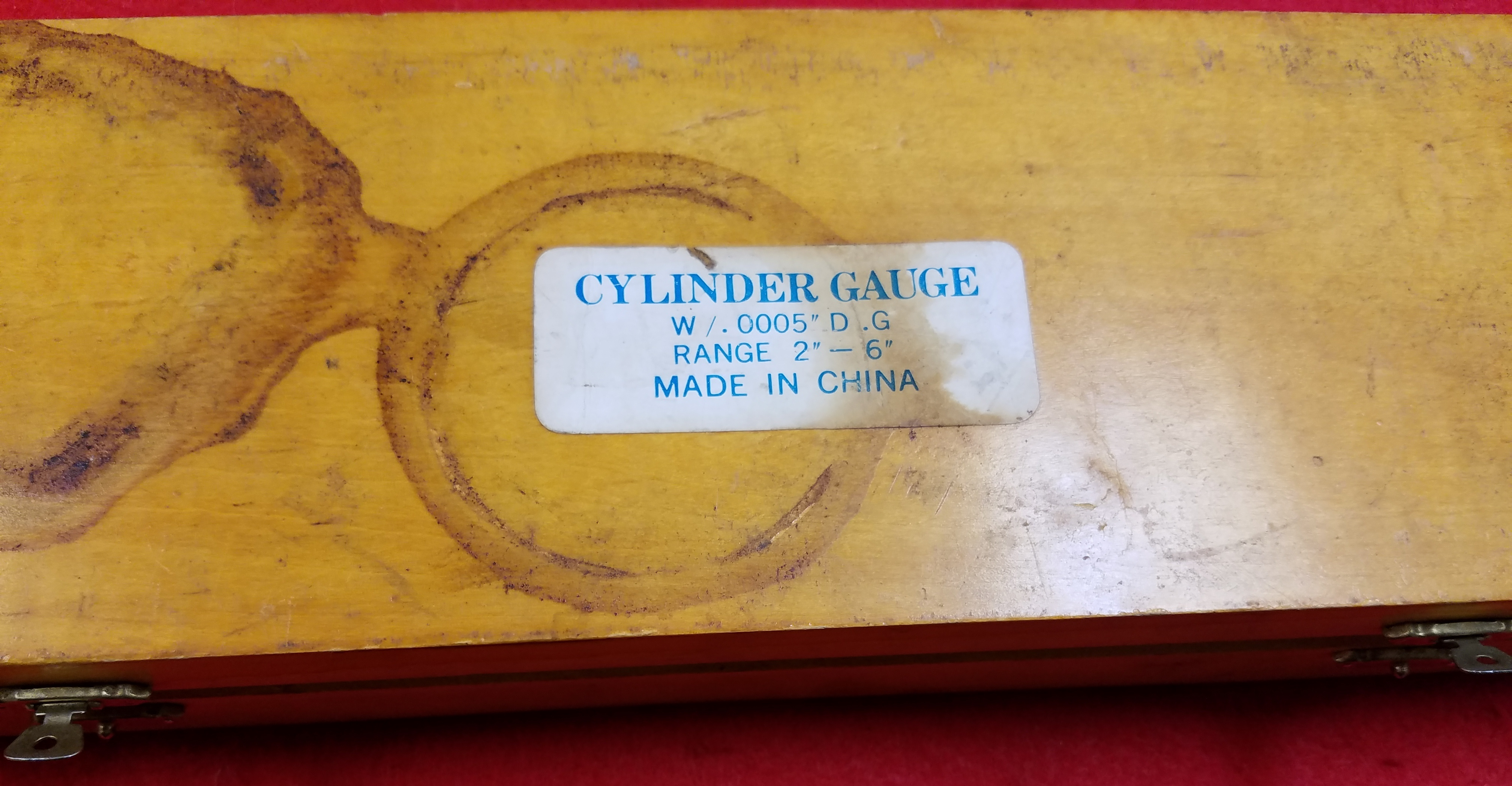 CYLINDER BORE GAGE