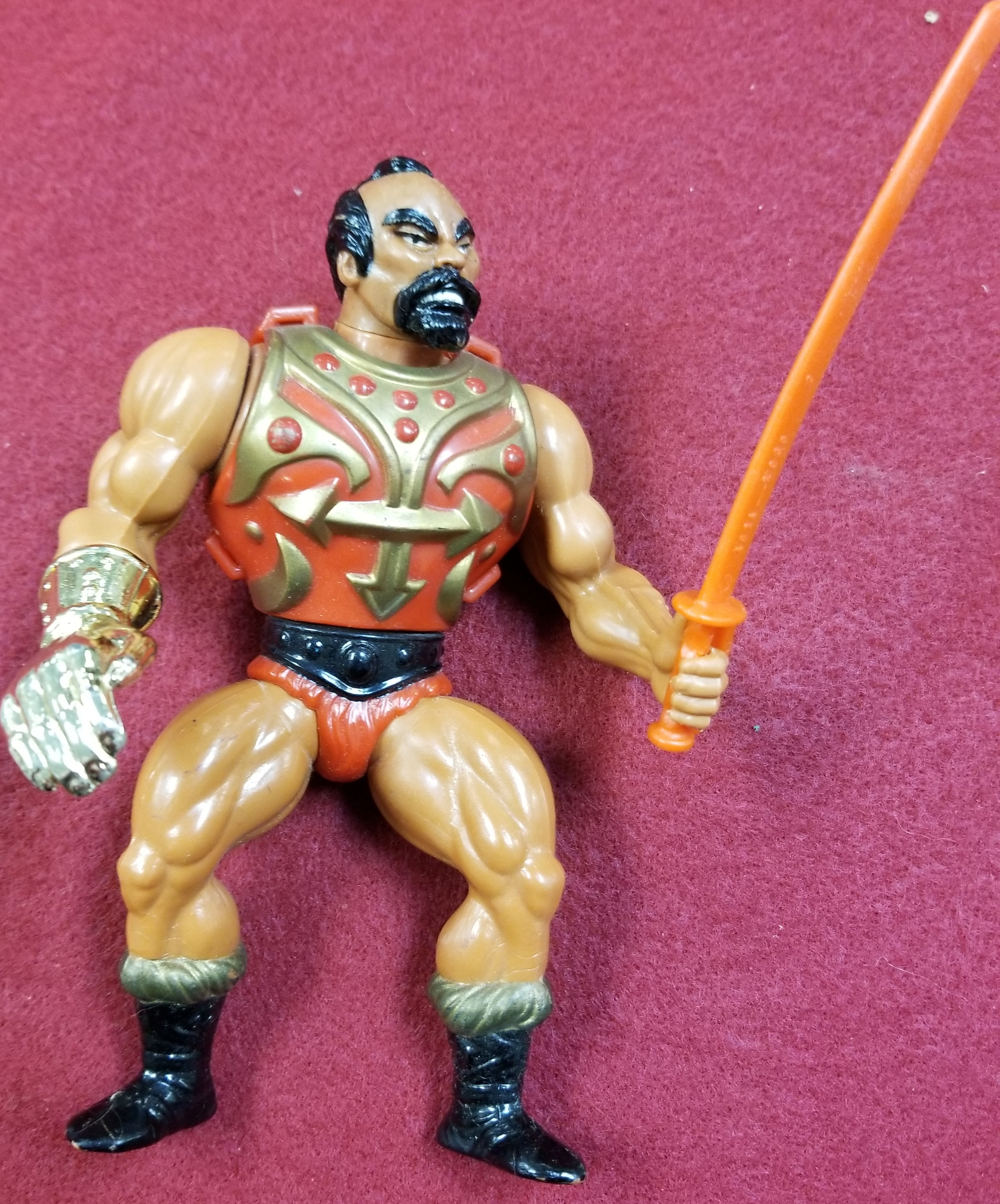 MASTERS OF THE UNIVERSE CLASSIC FIGURES - JITSU