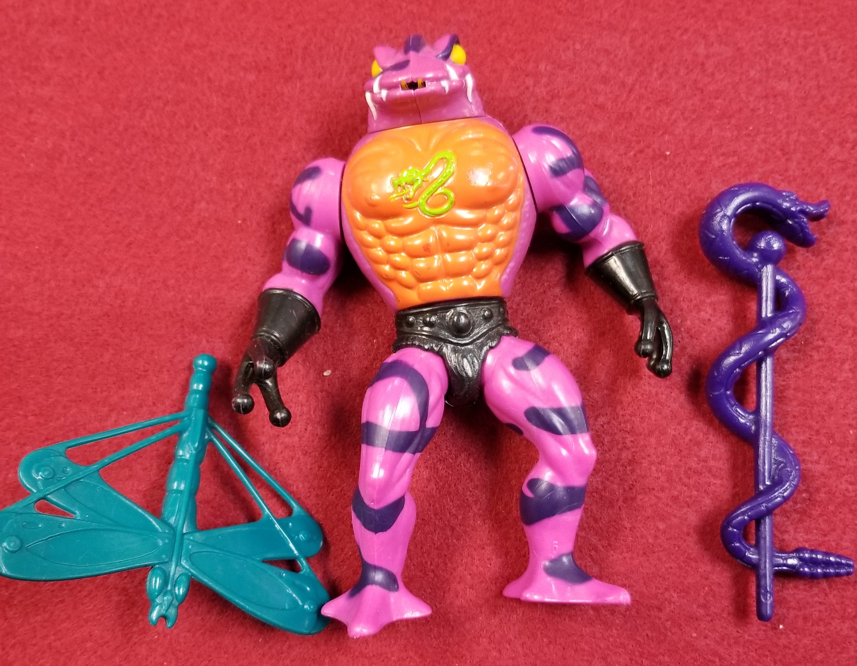 MASTERS OF THE UNIVERSE CLASSIC FIGURES - TUNG LASHOR