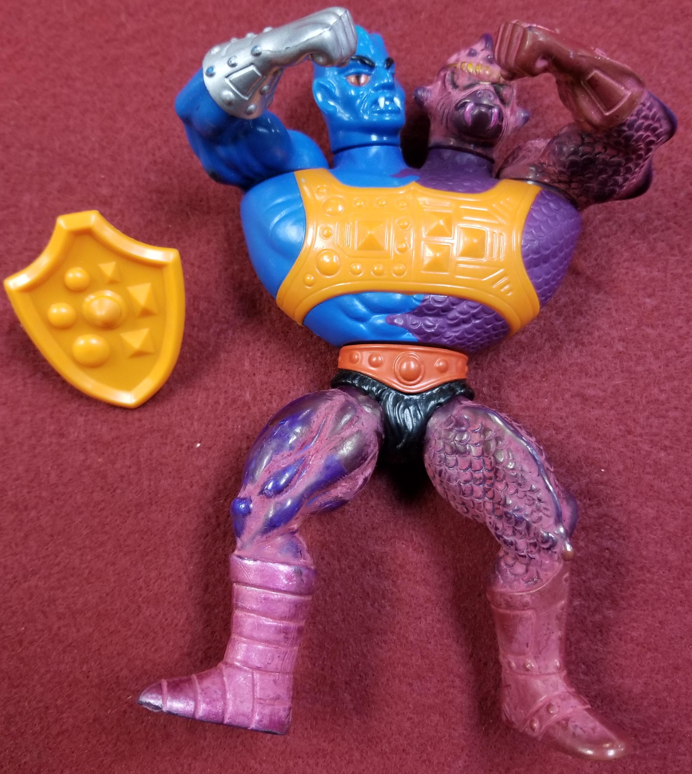 MASTERS OF THE UNIVERSE CLASSIC FIGURES - TWO-BAD
