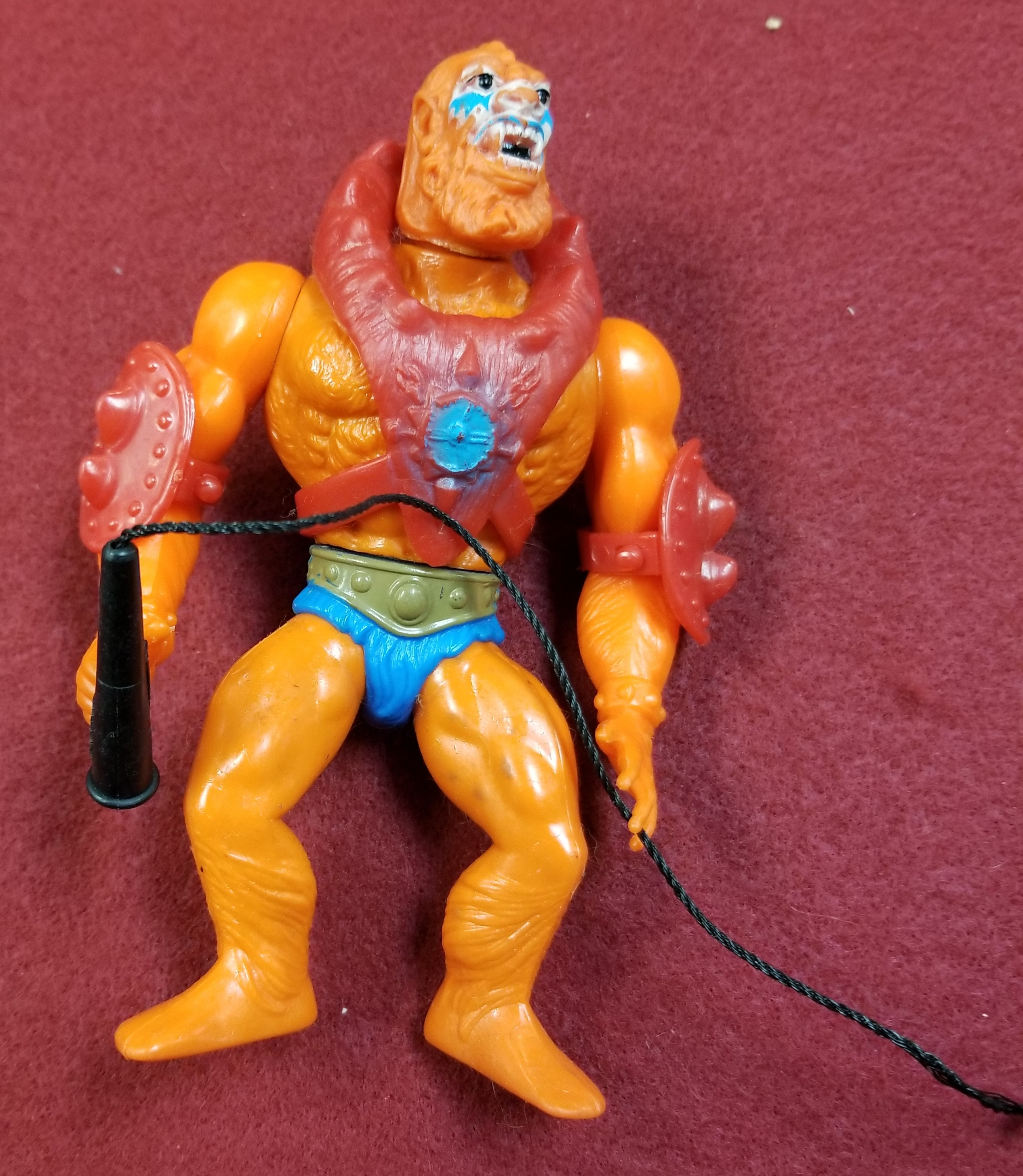MASTERS OF THE UNIVERSE CLASSIC FIGURES - BEAST-MAN