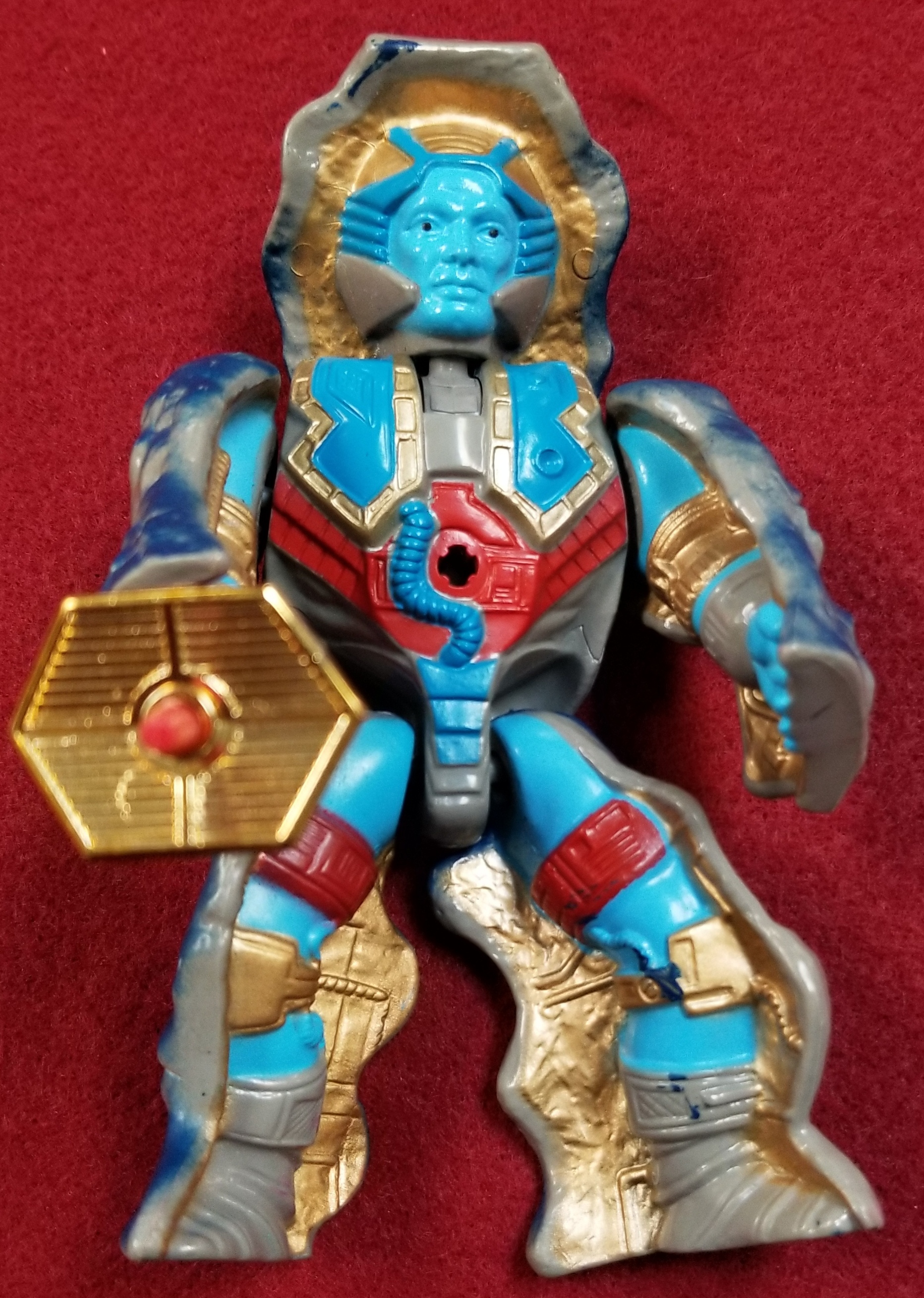 TOYS/COLLECTIBLES: MASTERS OF THE UNIVERSE CLASSIC FIGURES - STONEDAR