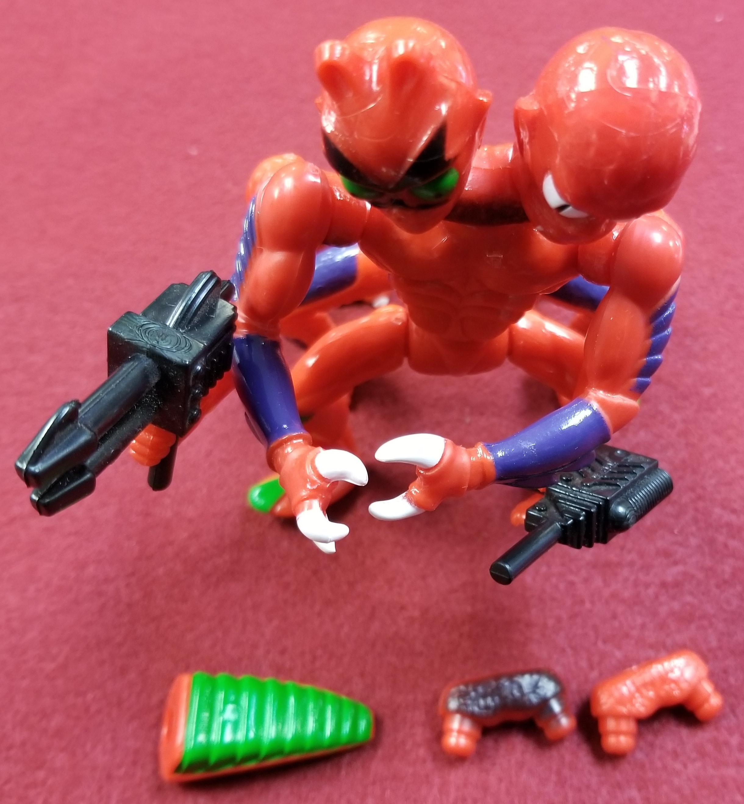 MASTERS OF THE UNIVERSE CLASSIC FIGURES - MODULOK
