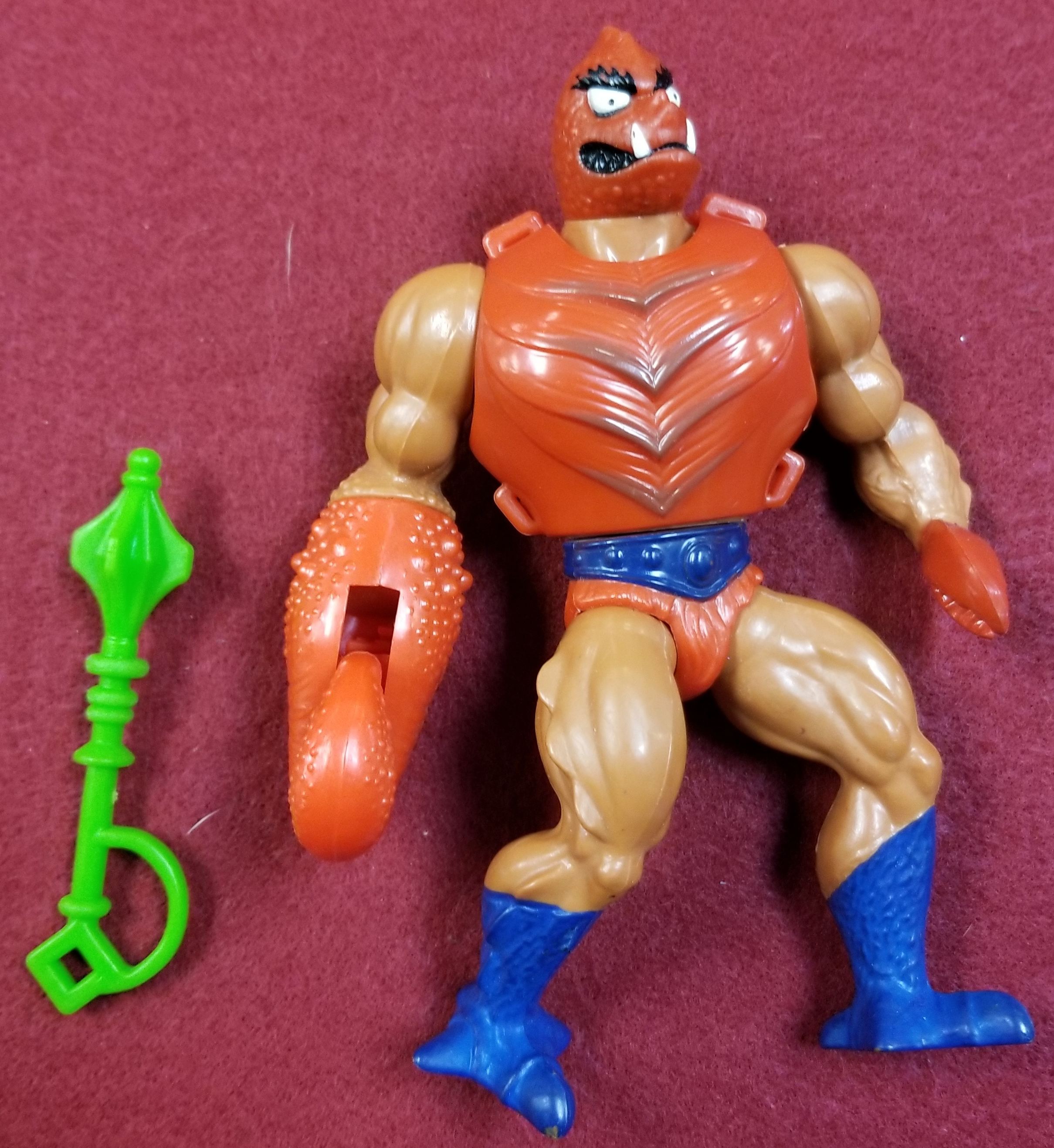MASTERS OF THE UNIVERSE CLASSIC FIGURES - CLAWFUL