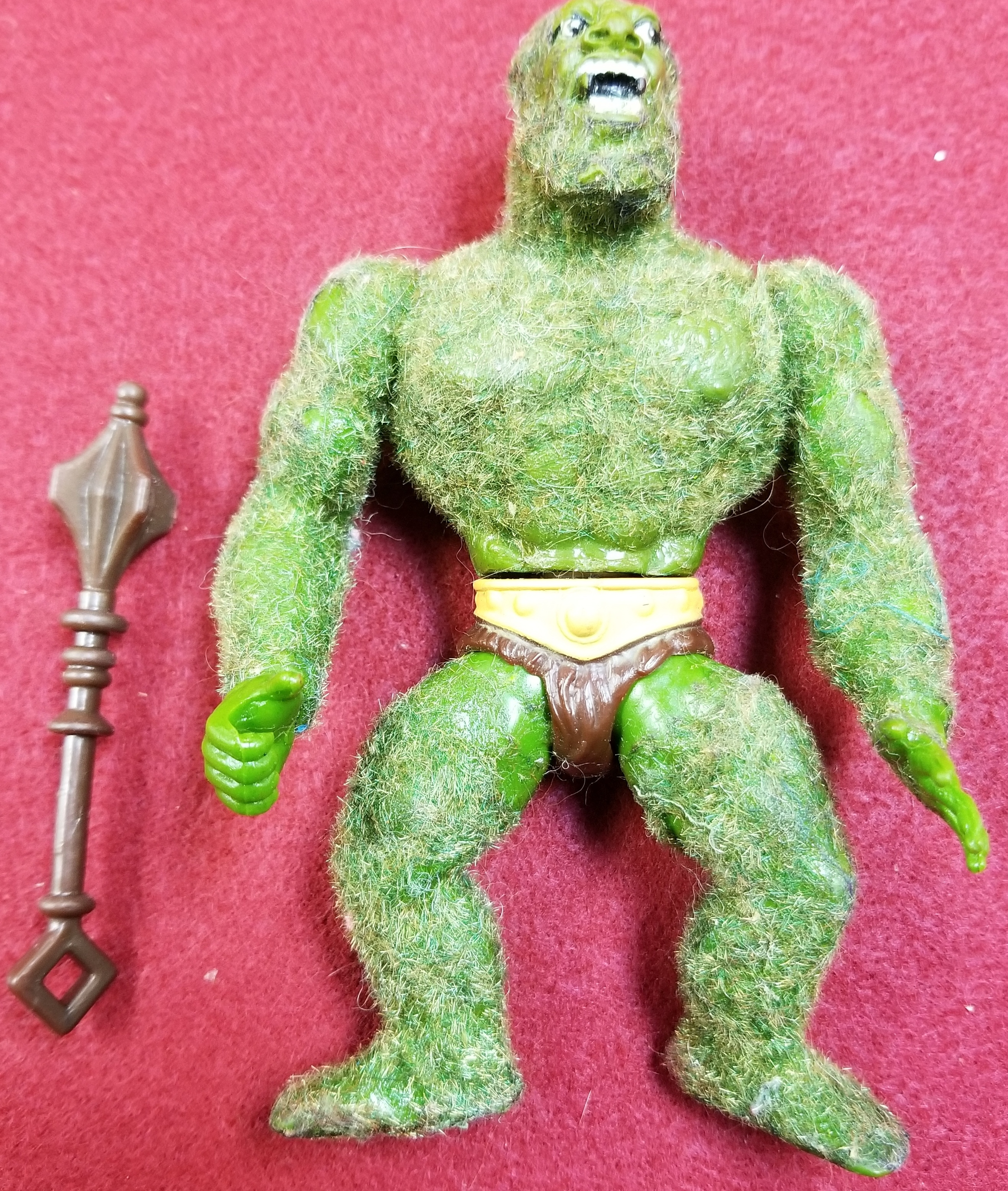 MASTERS OF THE UNIVERSE CLASSIC FIGURES - MOSS-MAN