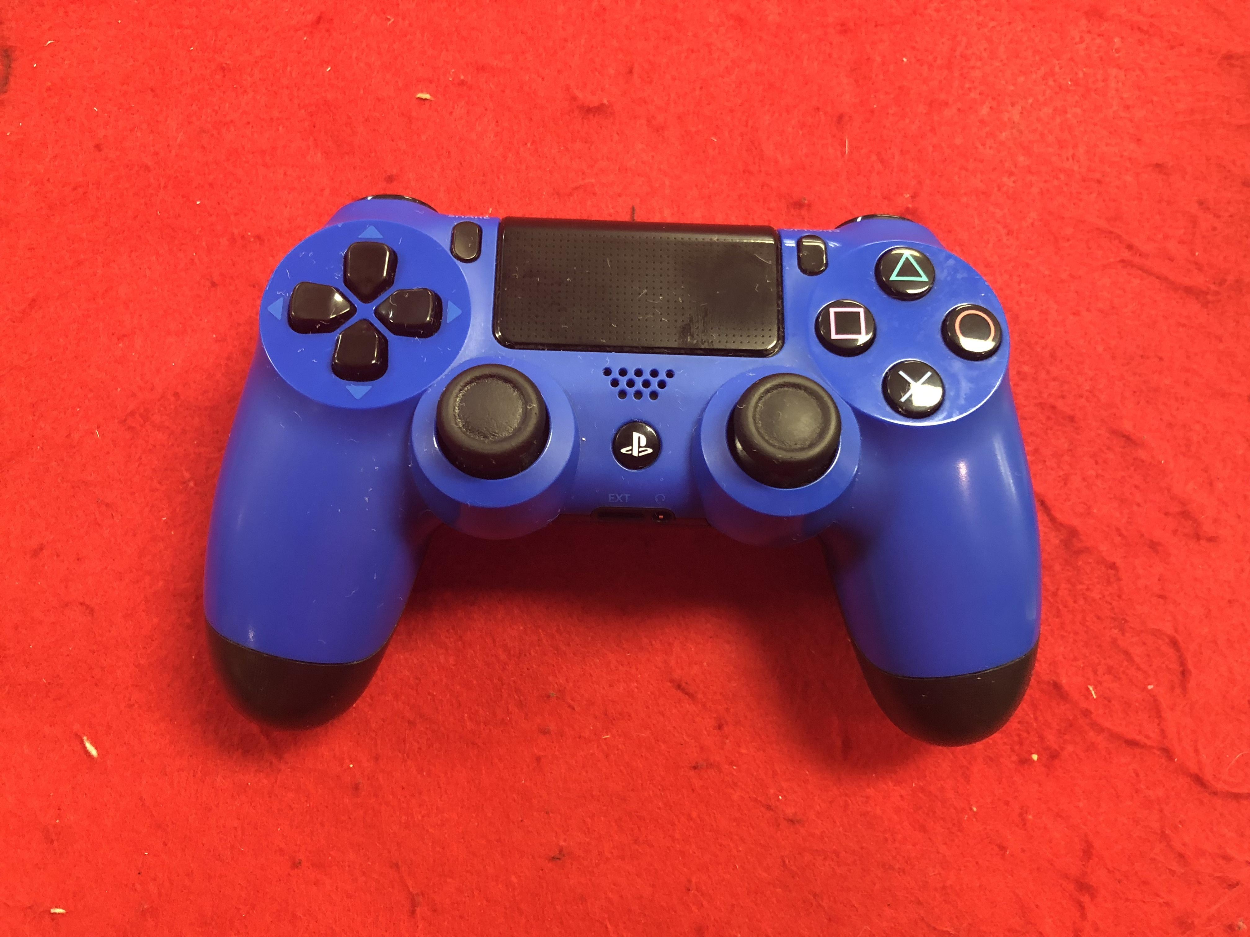 - CUH-ZCT1U - PS4 CONTROLLER GAMES
