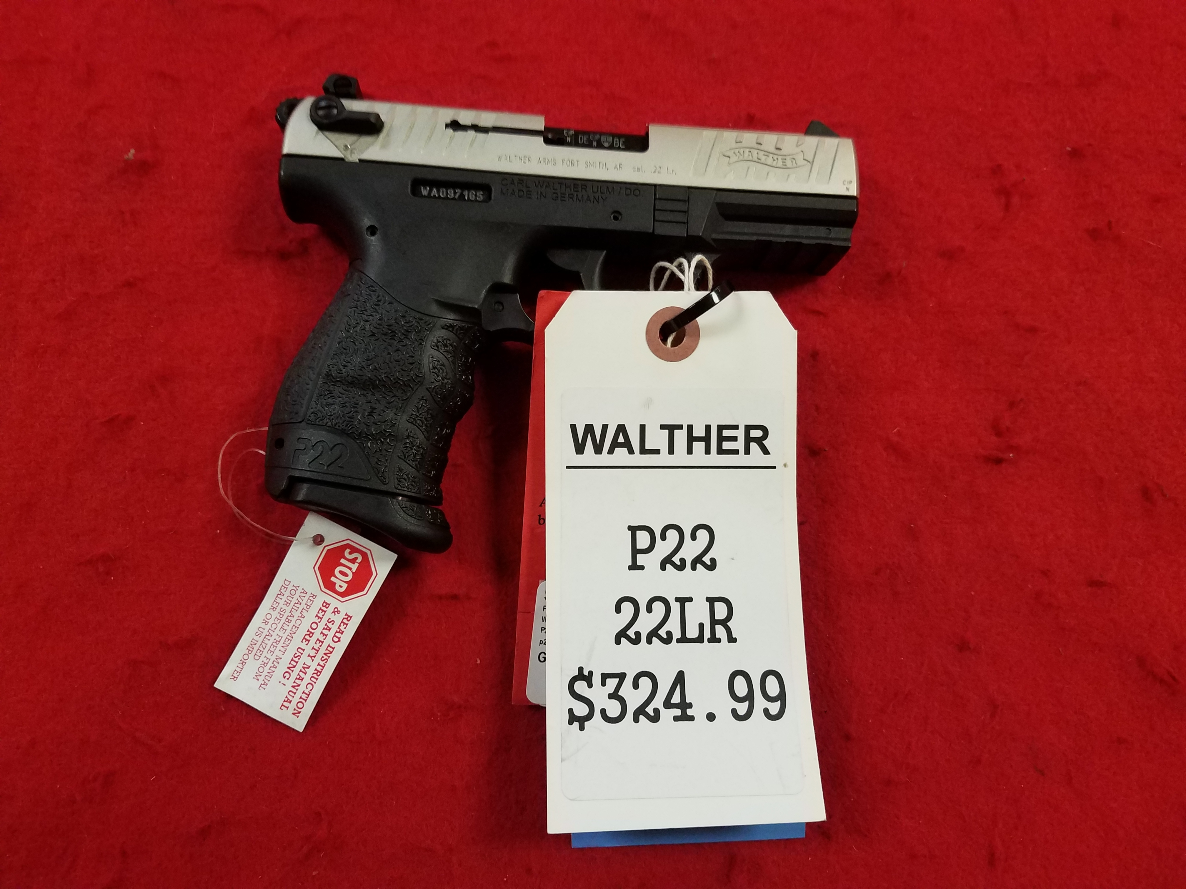 WALTHER P22-img-0