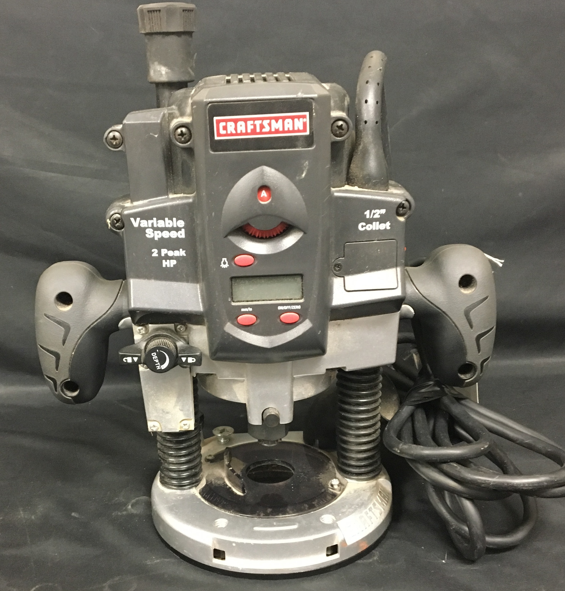 TOOLS: CRAFTSMAN ROUTER MODEL: 315.175170