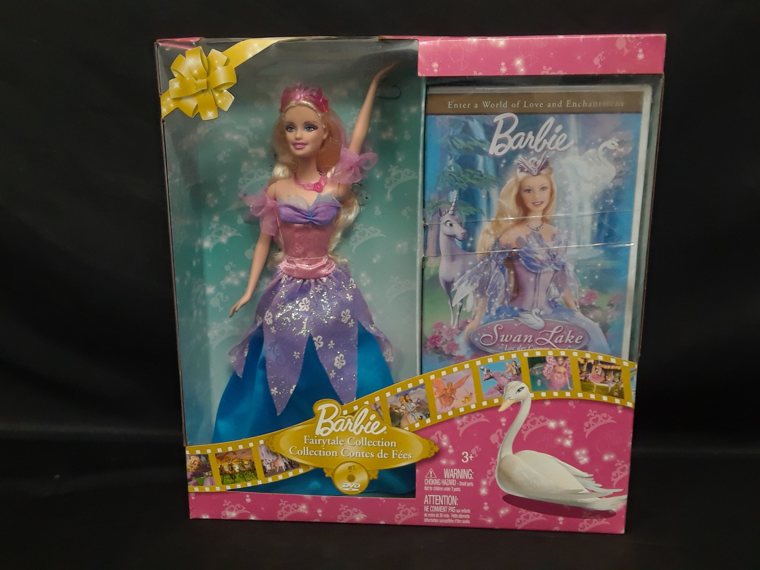 BARBIE FAIRYTALE COLLECTION: SWAN LAKE