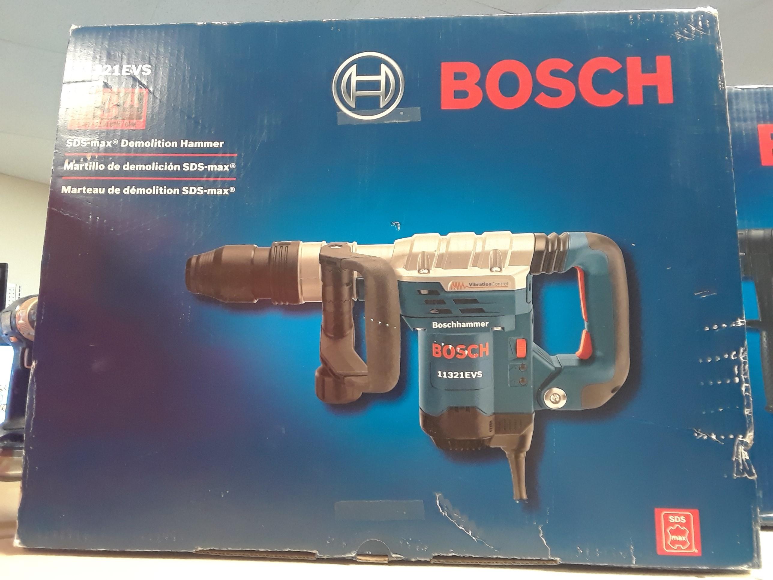 BOSCH DEMO HAMMER- MODEL: 11321EVS