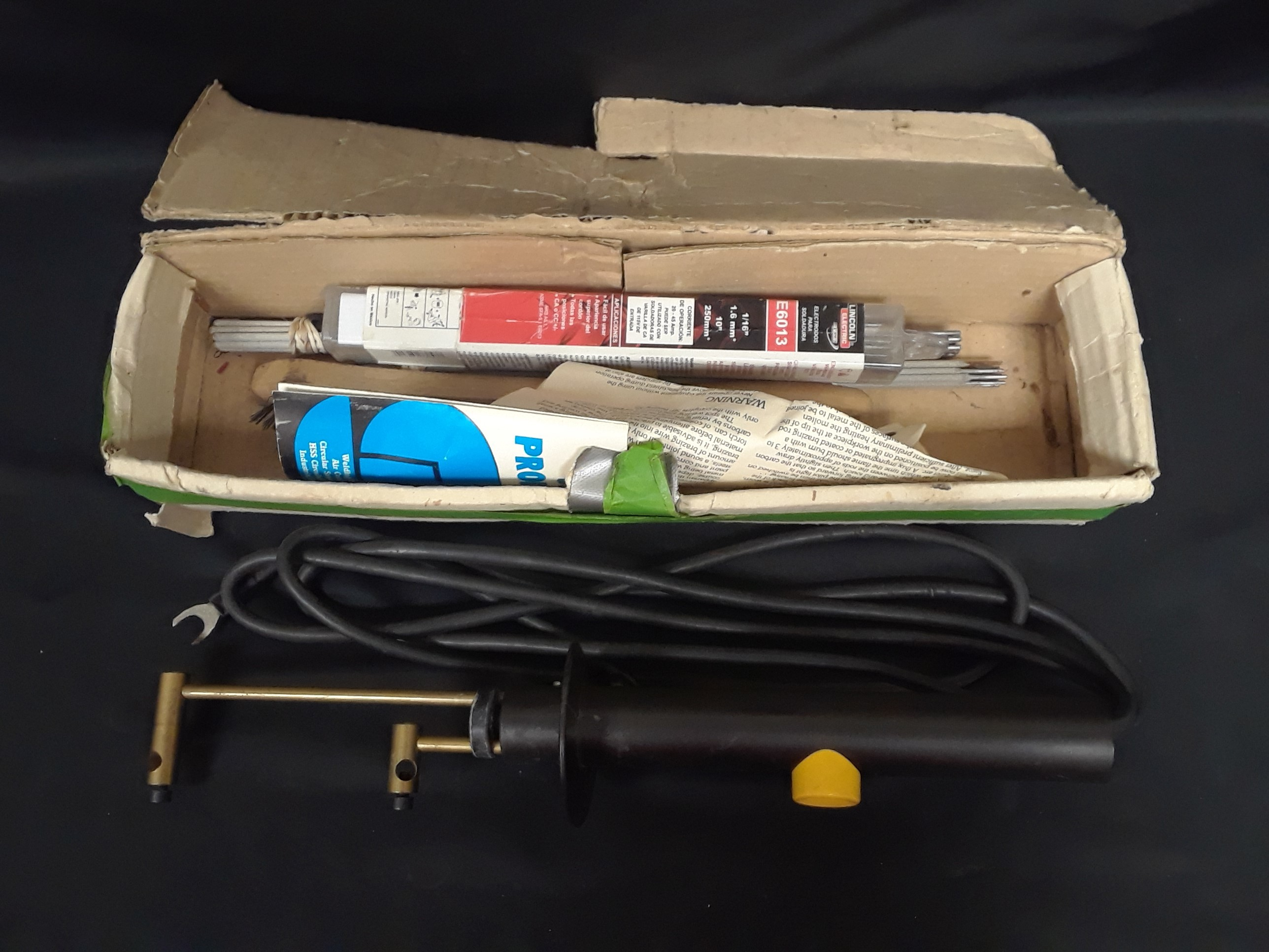 TOOLS: SIP - BRAZING TORCH KIT