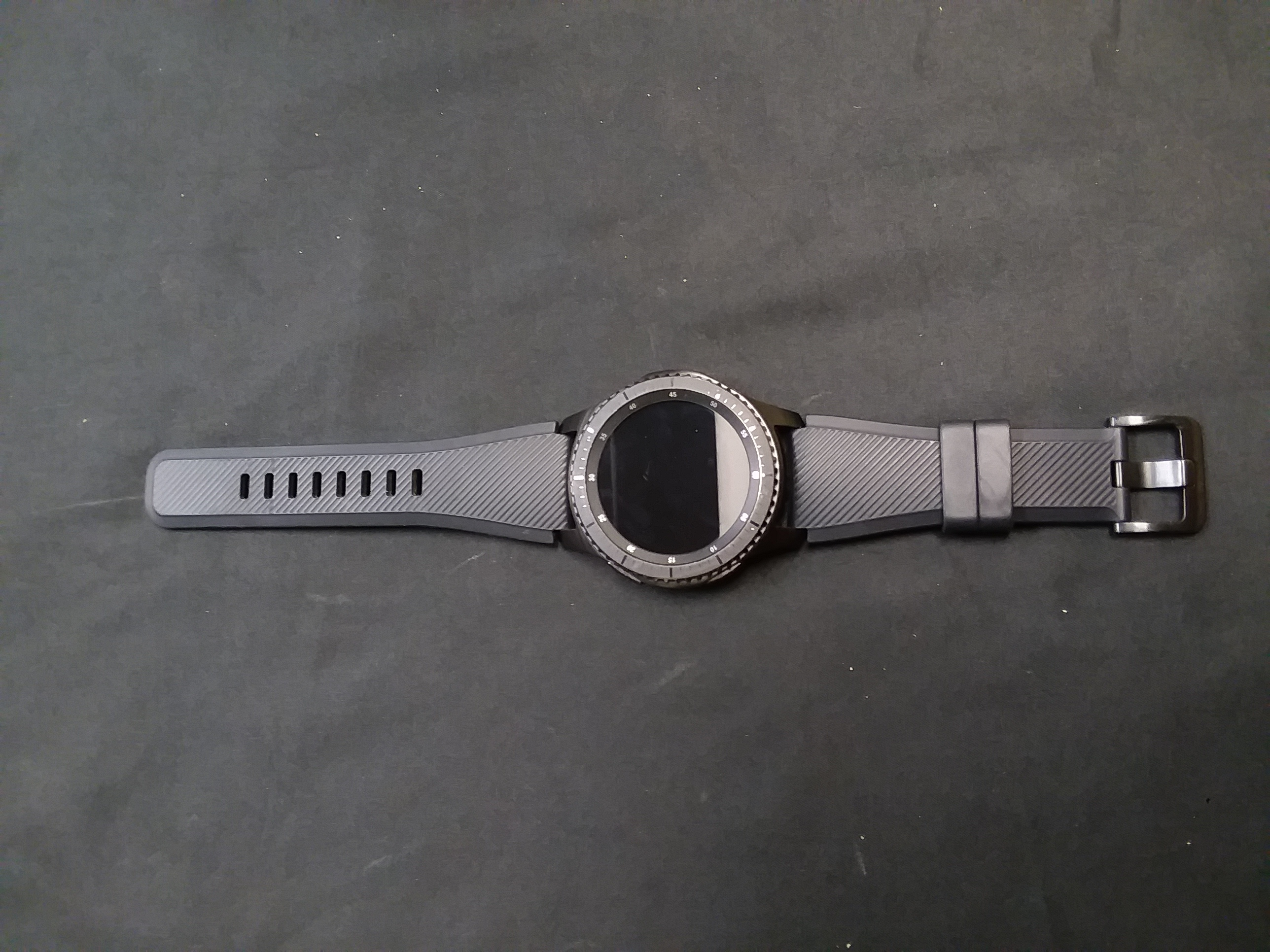 ELECTRONICS - SAMSUNG GEAR S3 FRONTIER- SM-R760
