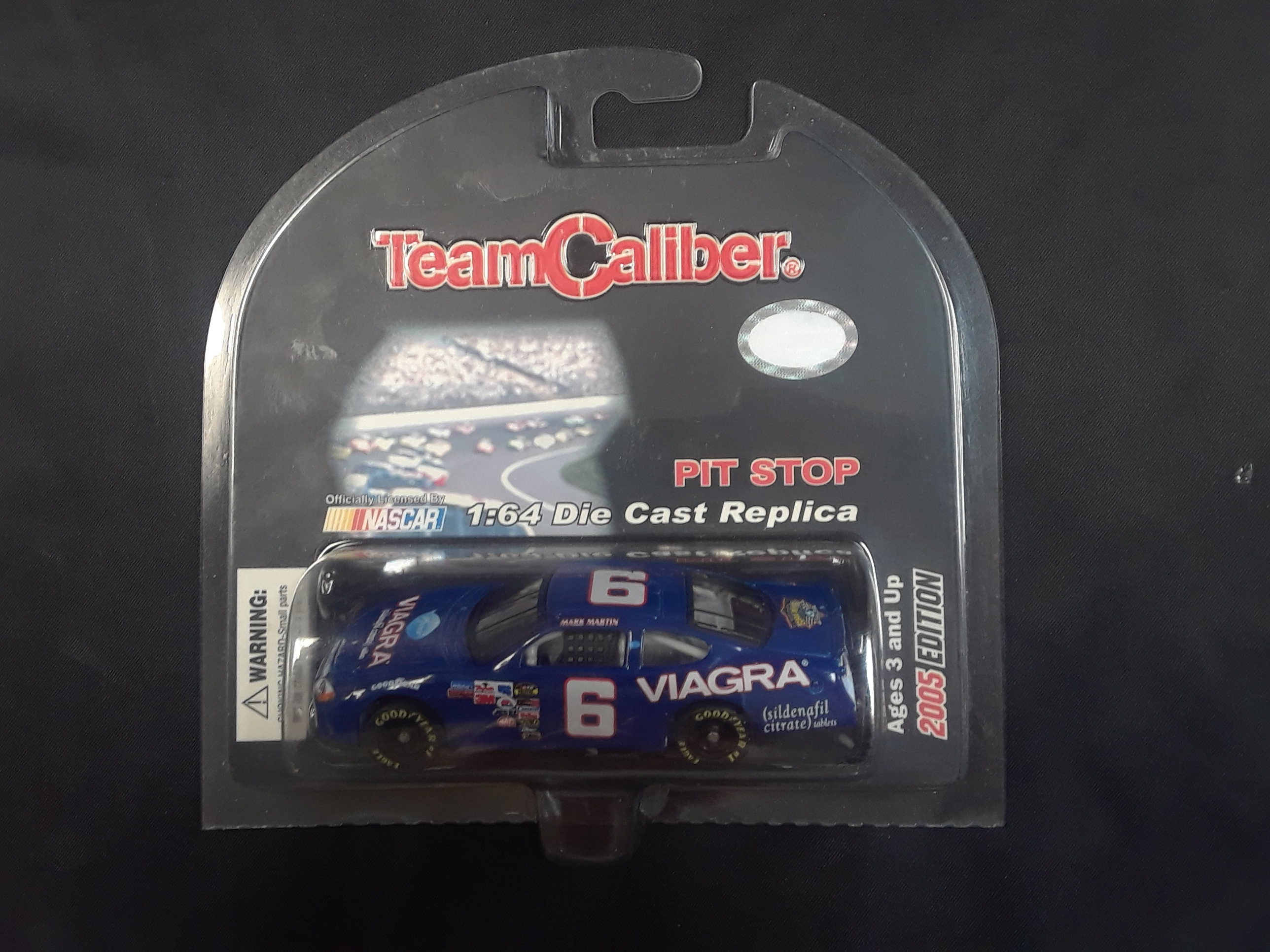 NASCAR - MM5-W6-06VS - CARS COLLECTIBLES
