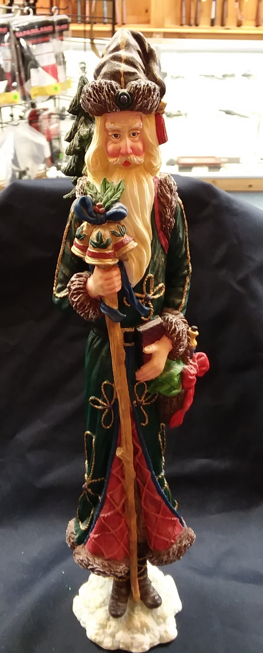 COLLECTIBLES: LENOX - THE BELL MEISTER