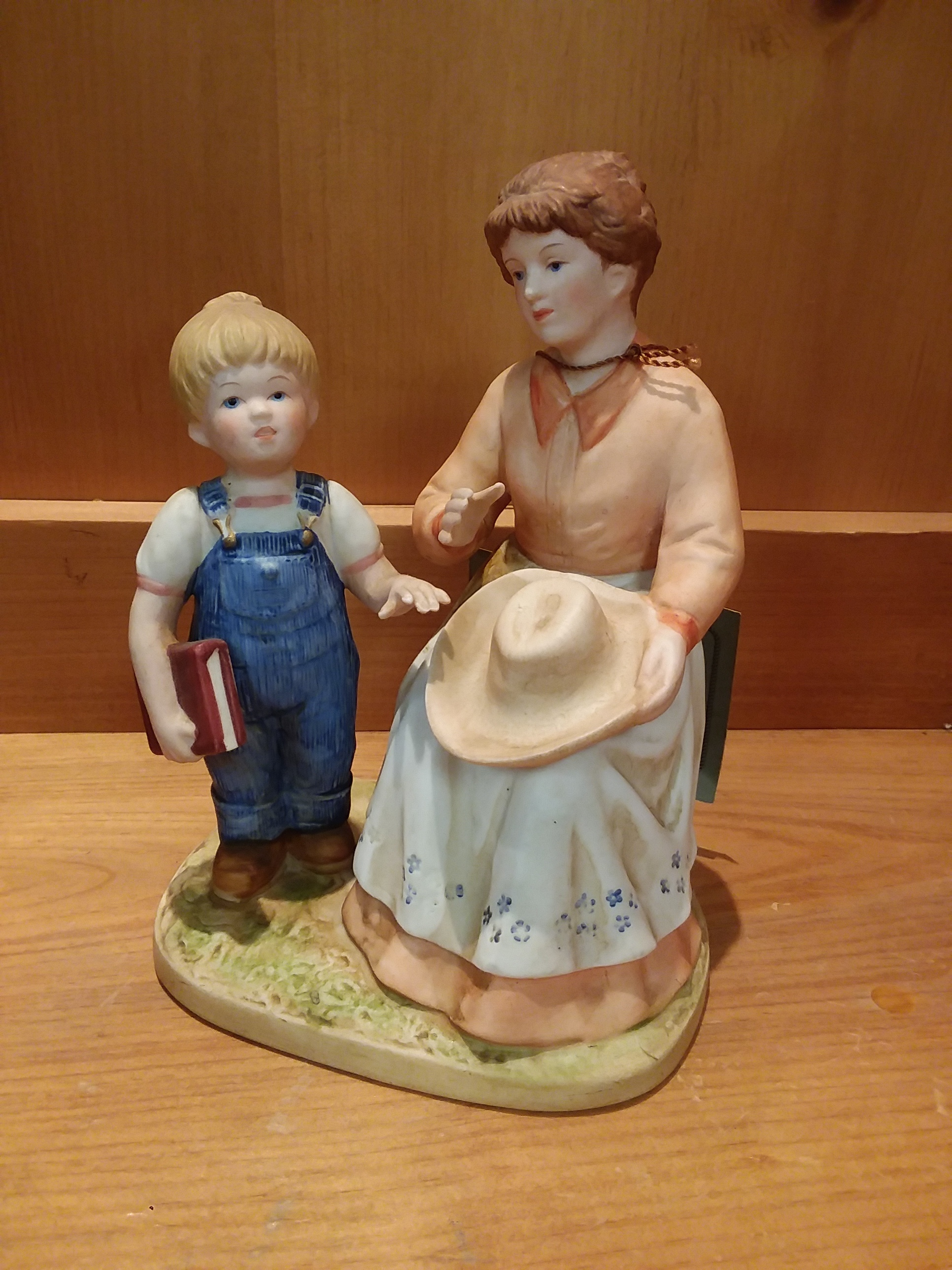 COLLECTIBLES: DENIM DAYS BY HOMCO 1985 - THE NEW COLT