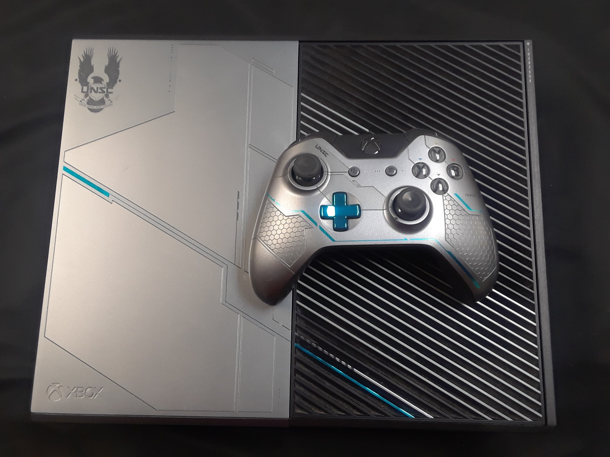 XBOX ONE SYSTEM : LIMITED EDITION HALO 5: GUARDIANS
