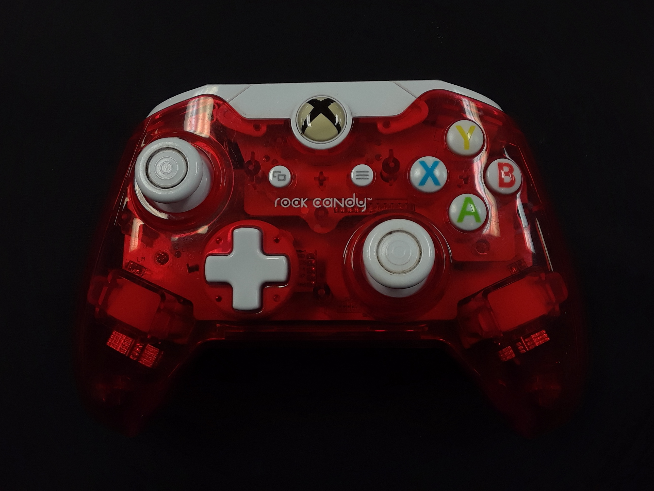 ROCK CANDY XBOX ONE CONTROLLER- MODEL: 048-012