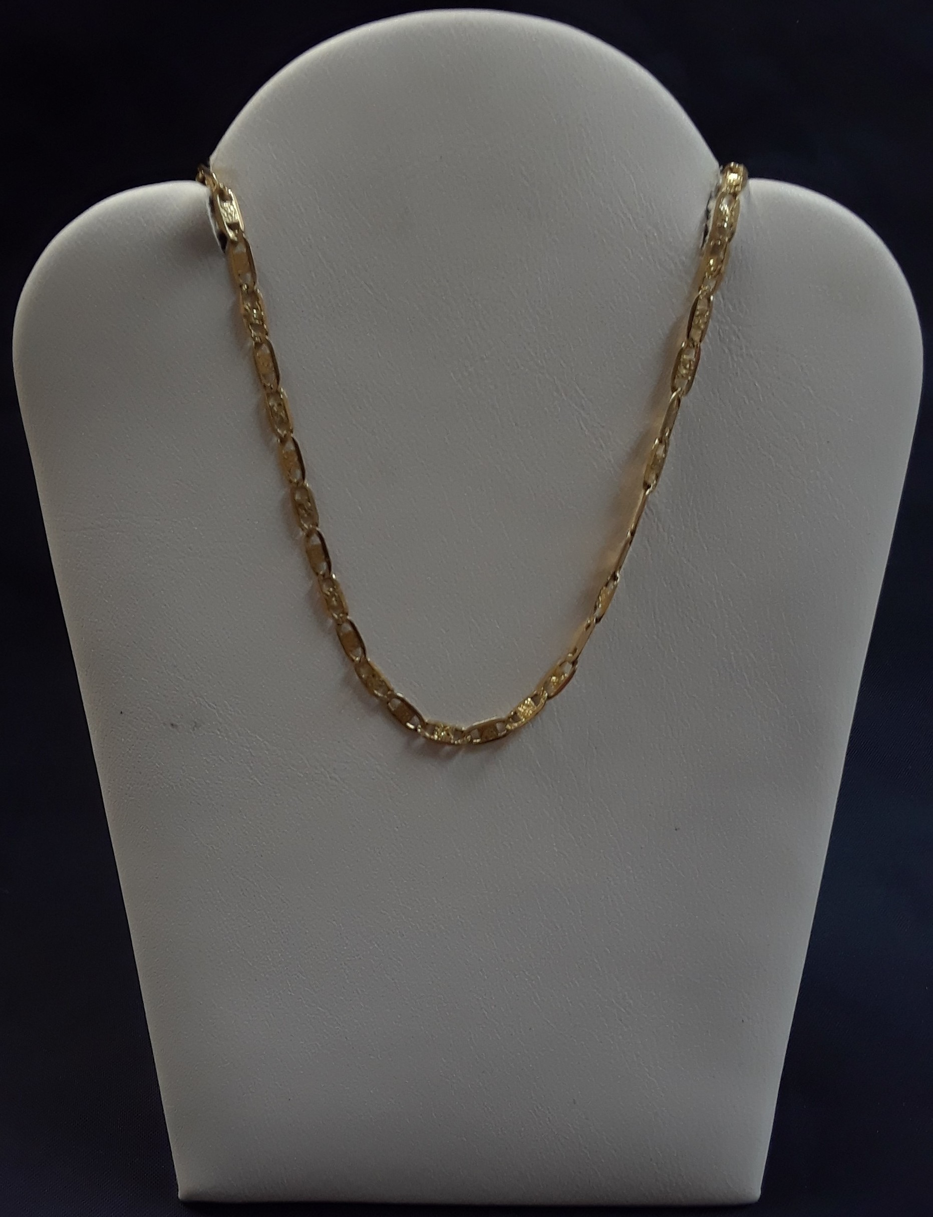 10KT YELLOW GOLD 20