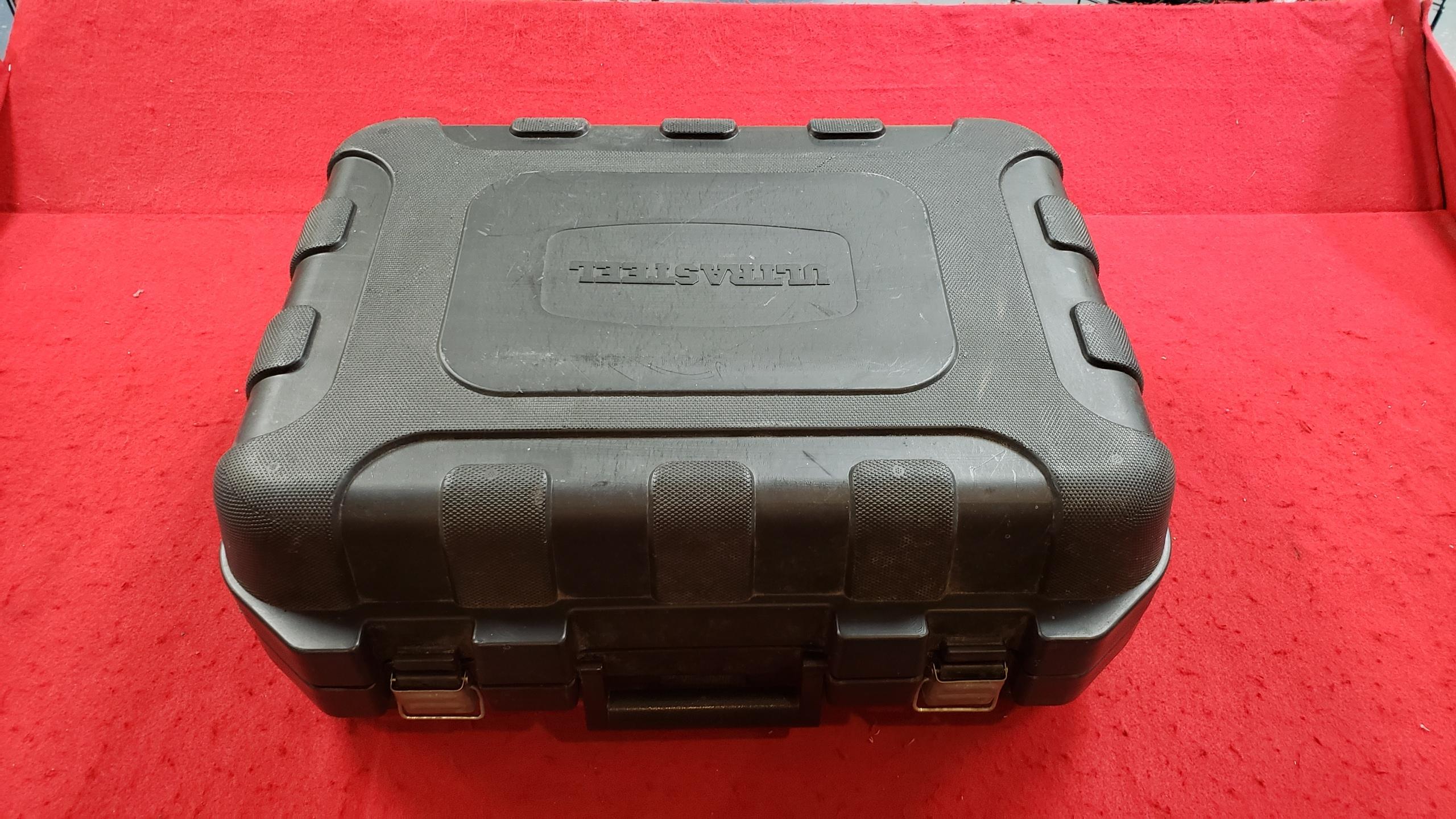 ULTRA STEEL - AP00964G - DRILL/CIRCULAR SAW SET