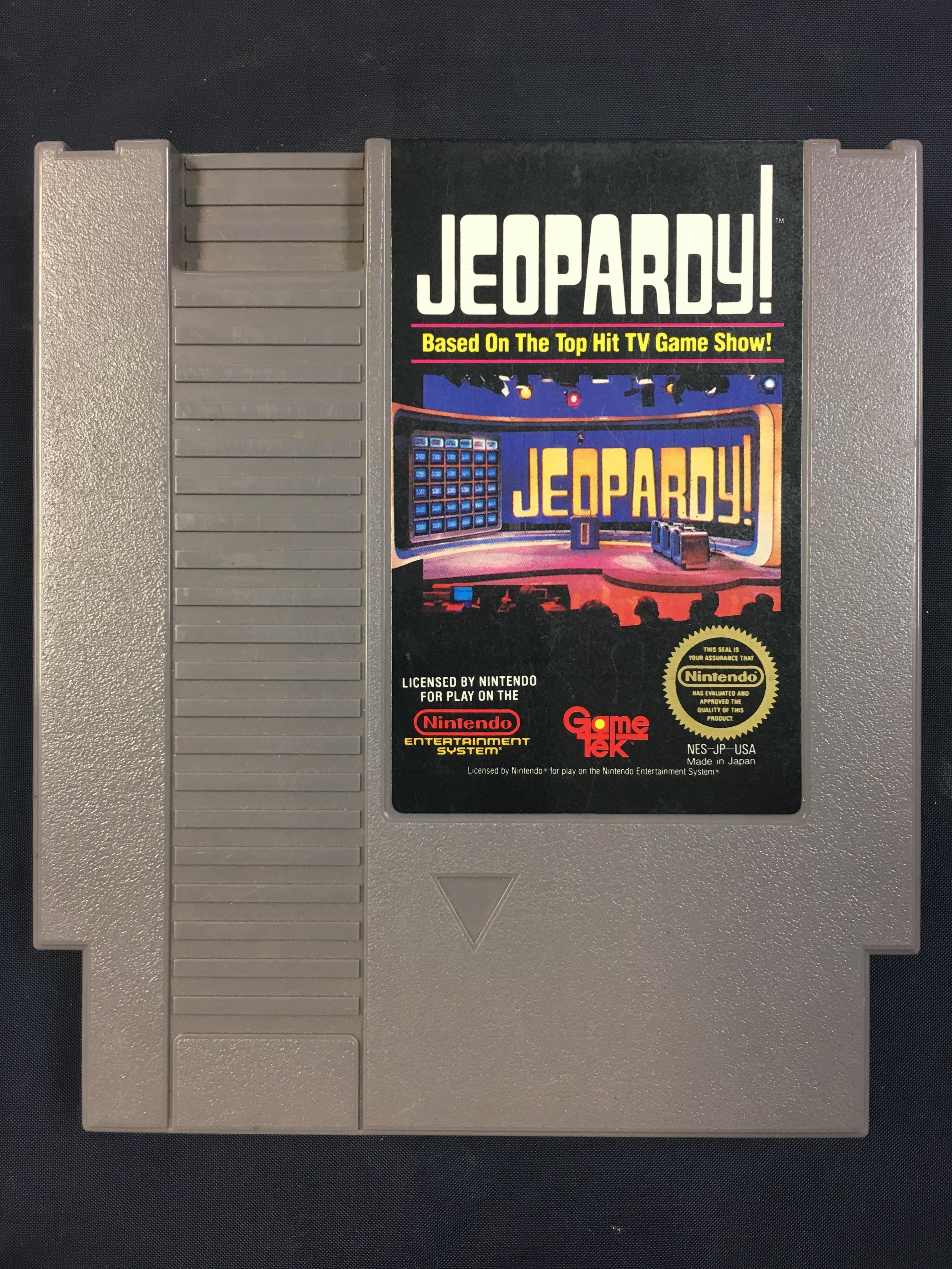 NINTENDO: JEOPARDY