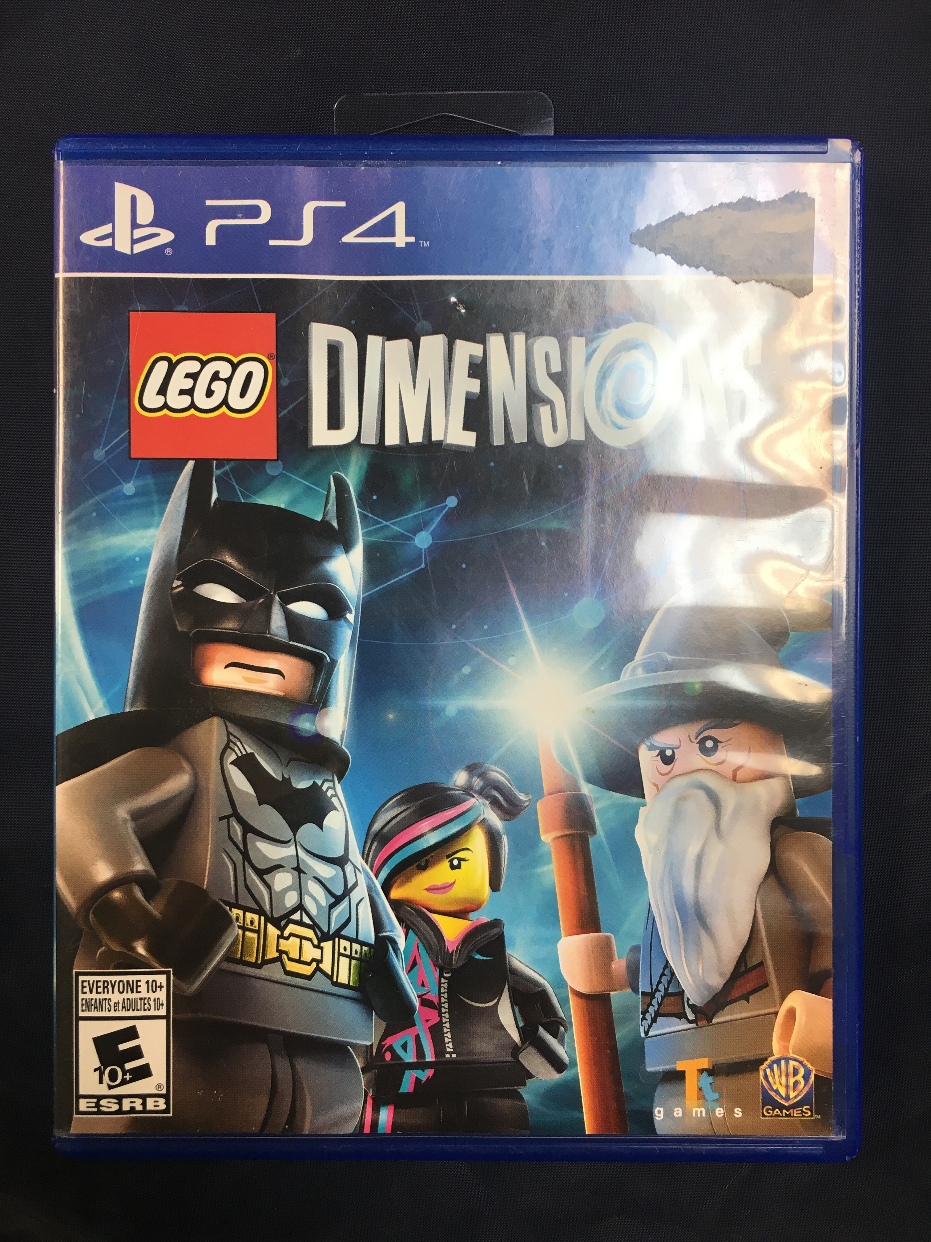 PS4 GAME: LEGO DIMENSIONS
