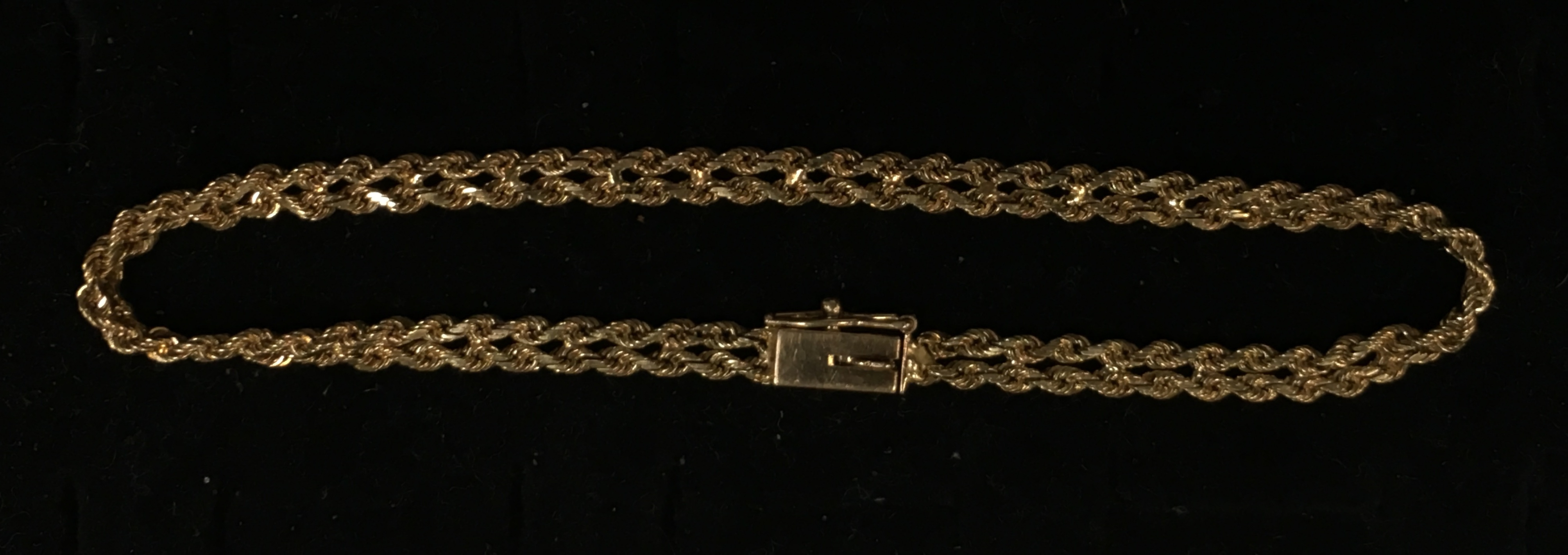14KT YELLOW GOLD 6