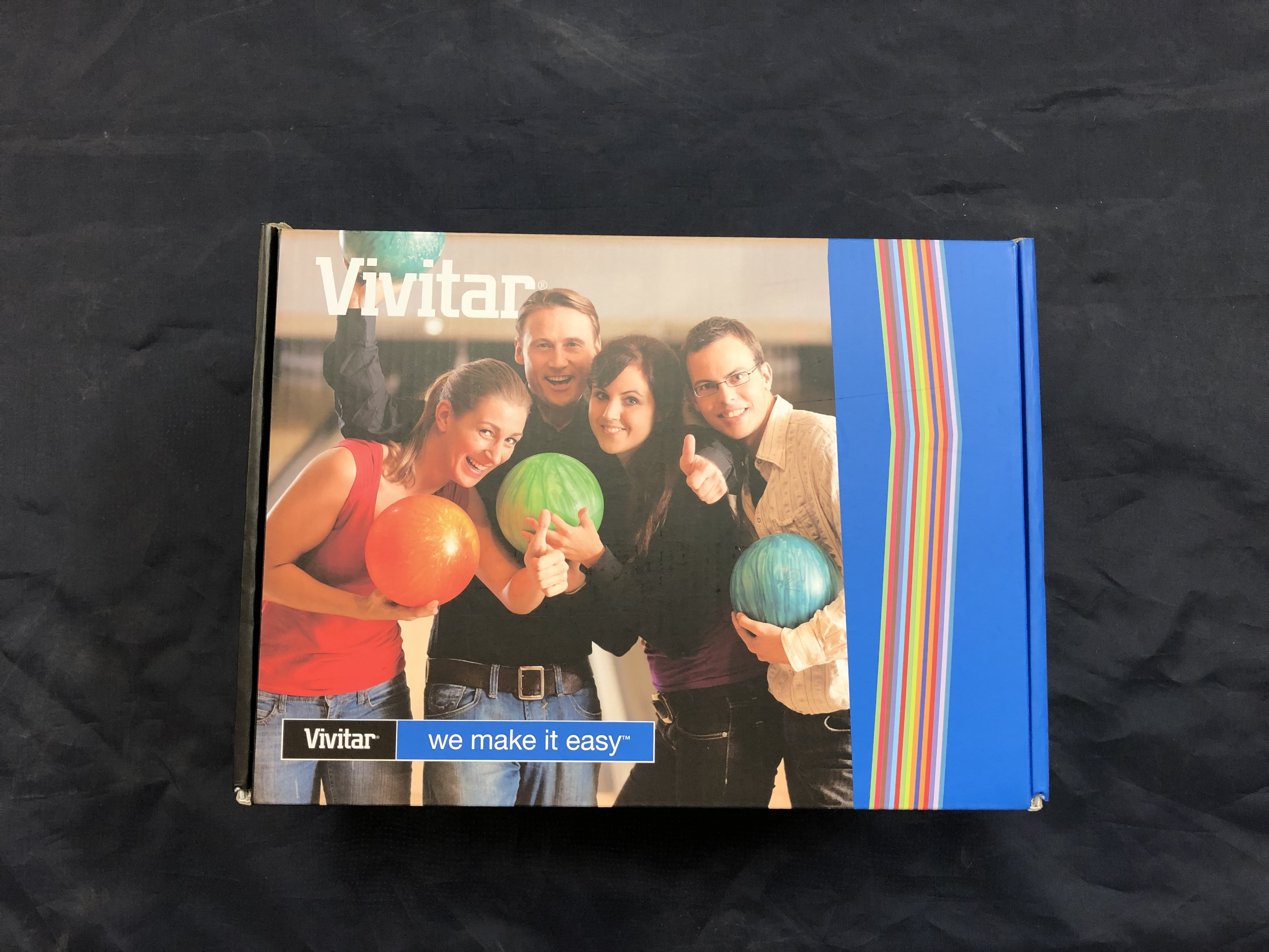 VIVITAR - DVR 968HDv2 - CAMERA