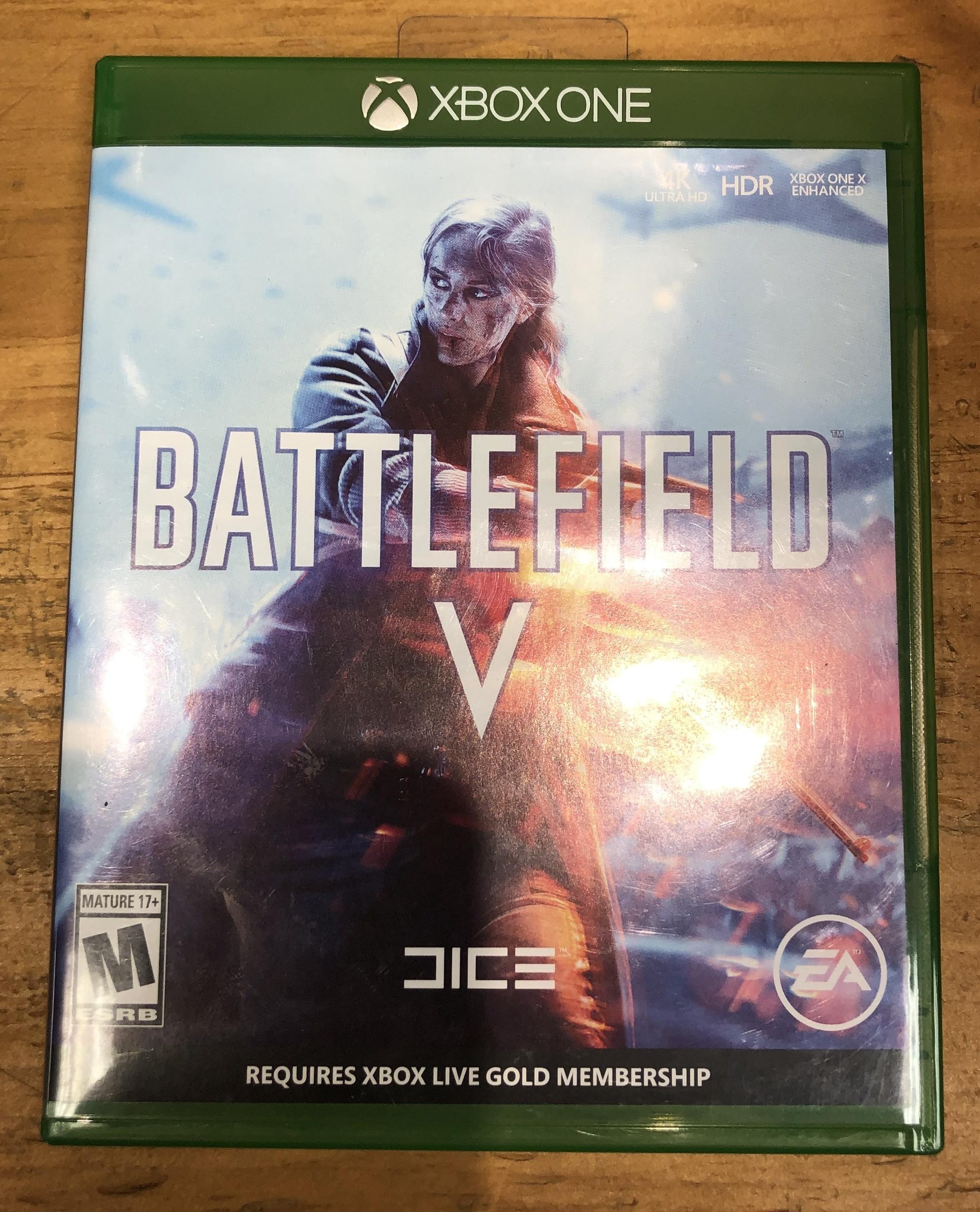 XBOX ONE GAME - BATTLEFIELD V