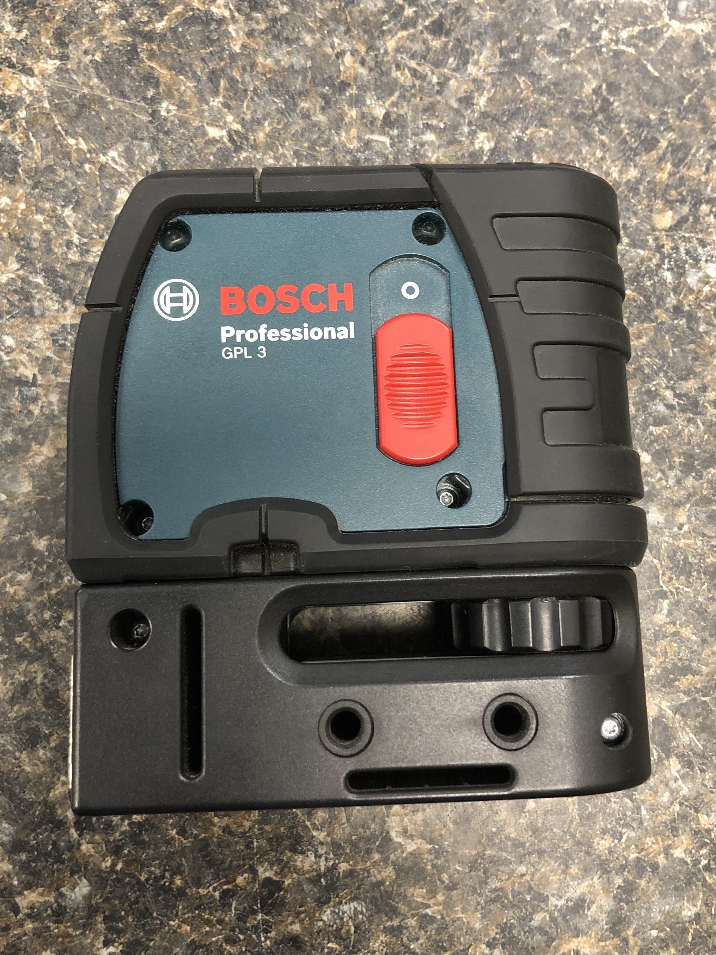 BOSCH 3 Point Self-leveling Alignment Laser with a soft case - PRO. GPL 3