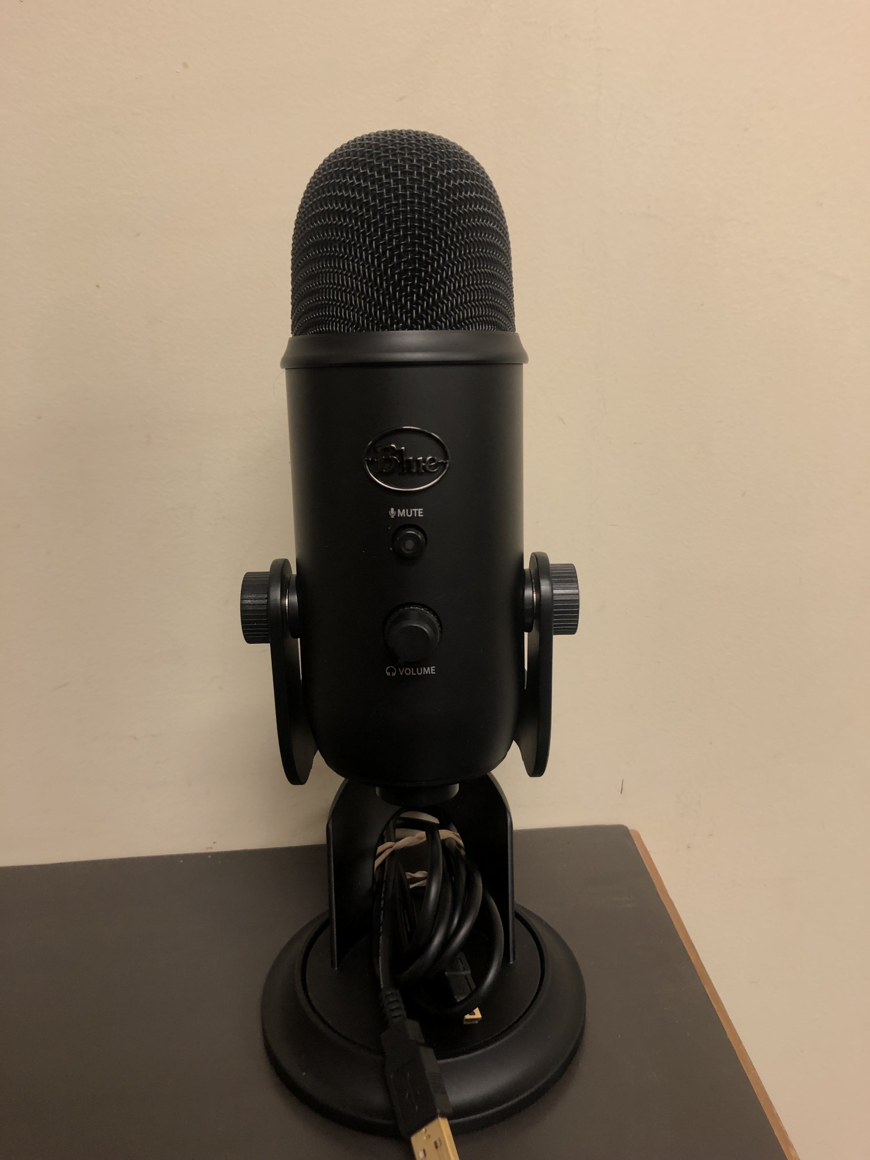 Blue Microphones Yeti w/ usb cable