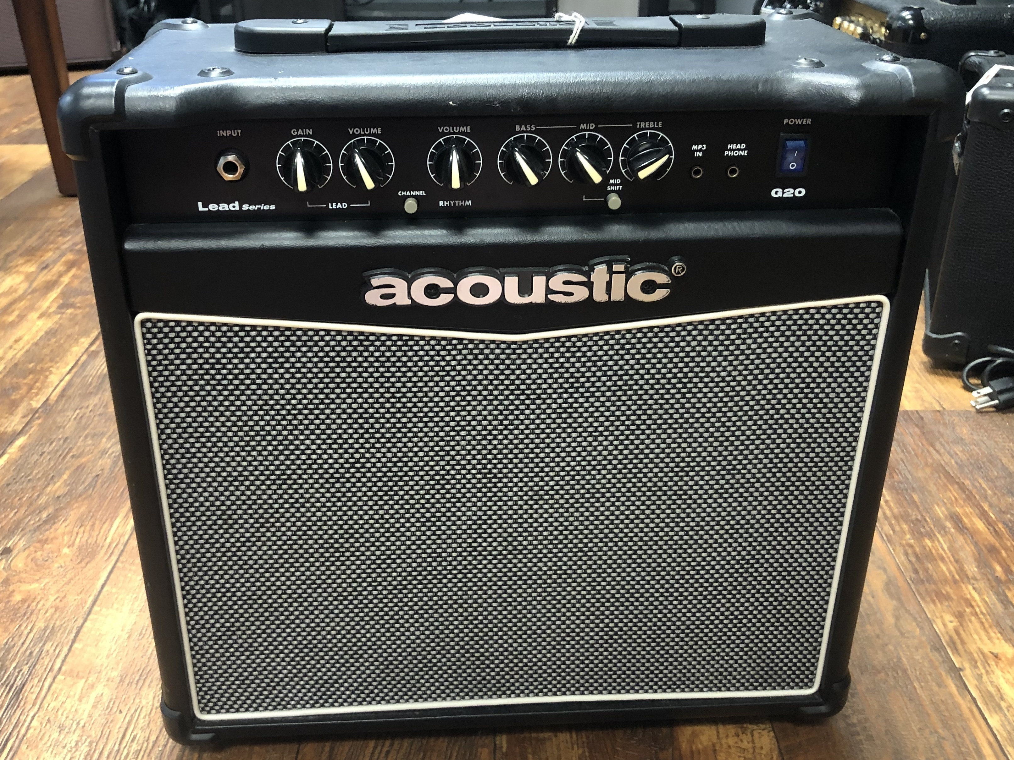 ACOUSTIC AMP - G20