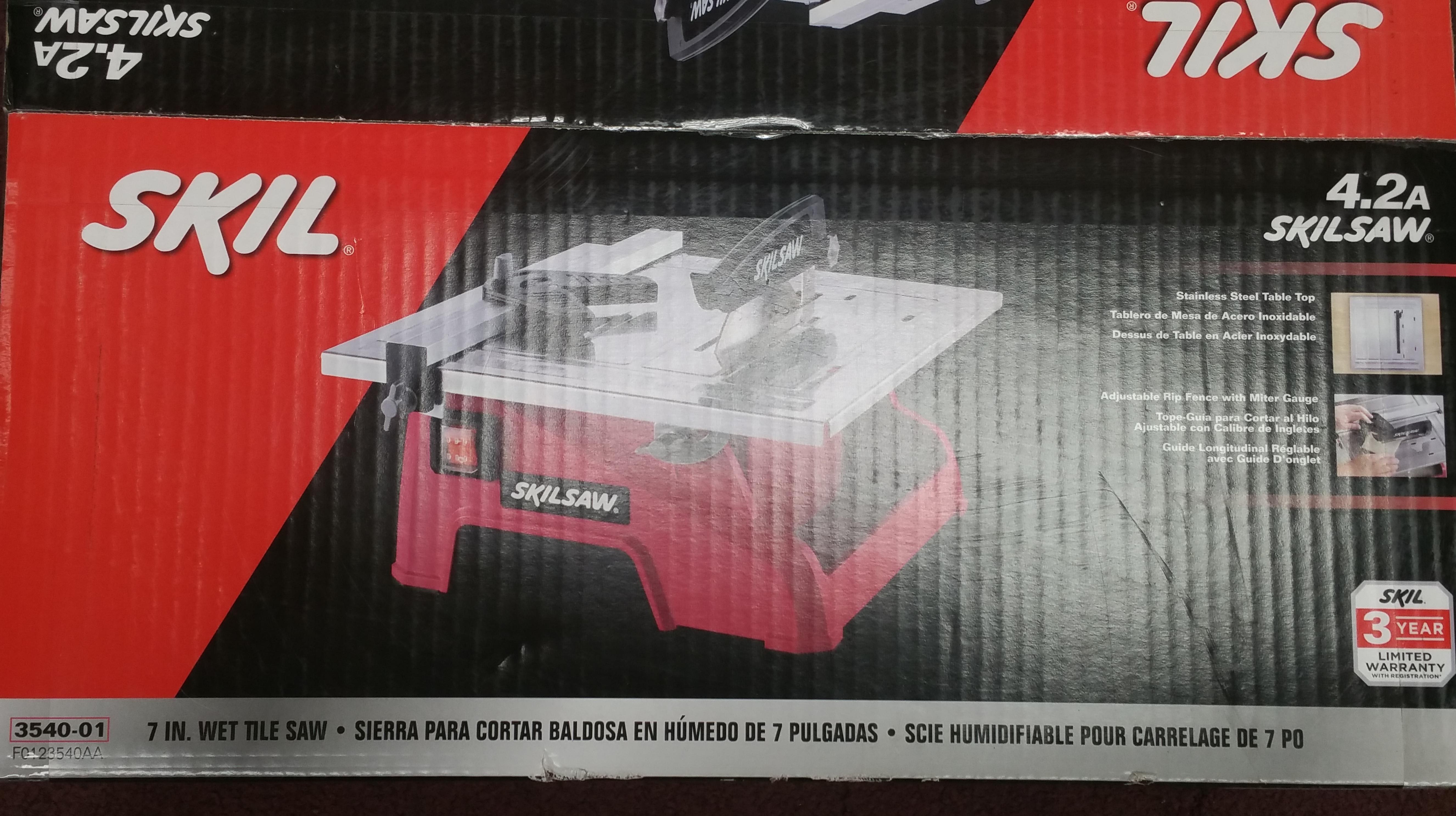 SKIL - 3540-01 - TOOLS