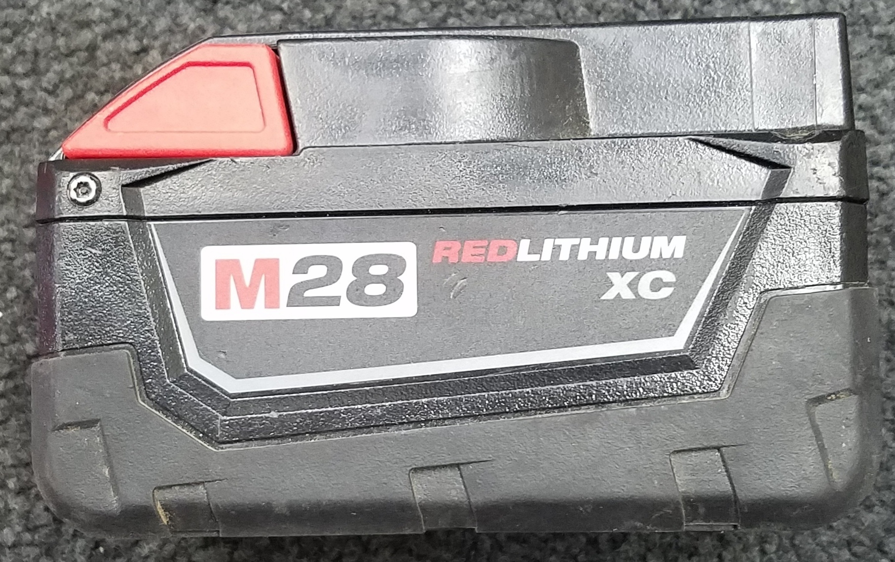 MILWAUKEE - RED LITHIUM - BATTERY TOOLS-POWER