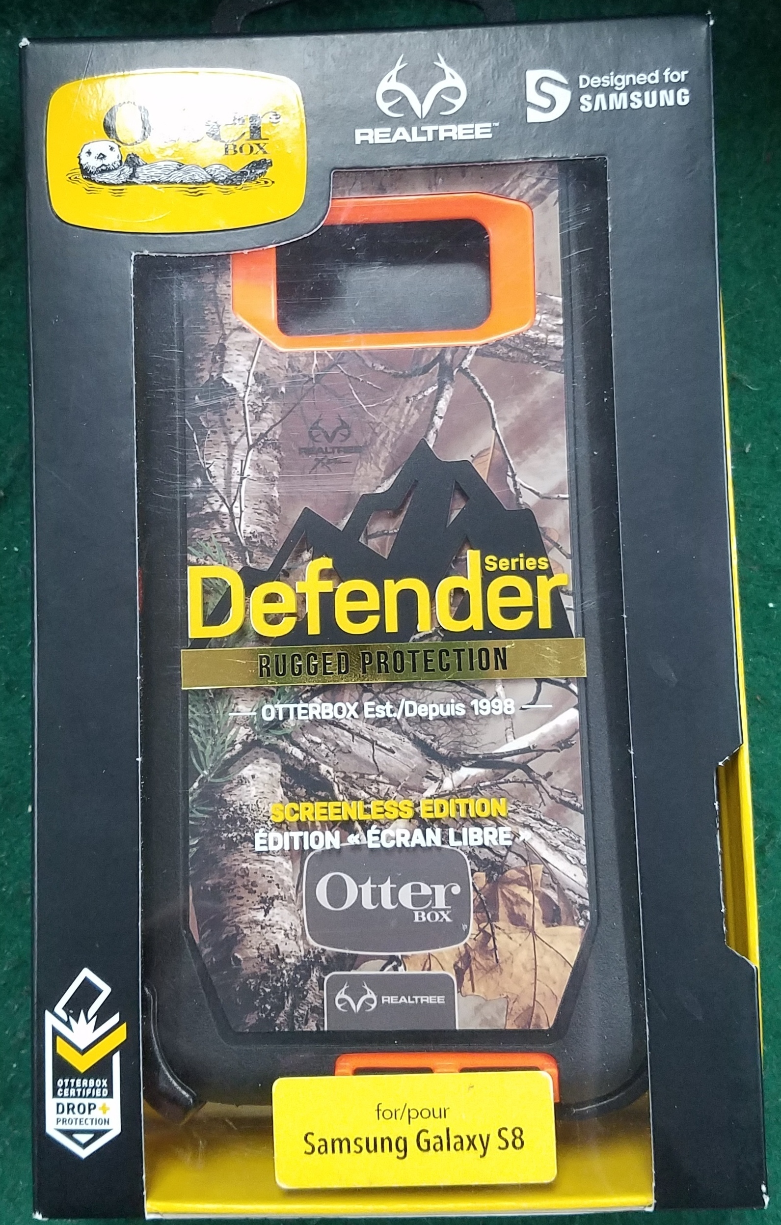 OTTER BOX  DEFENDER  SERIES