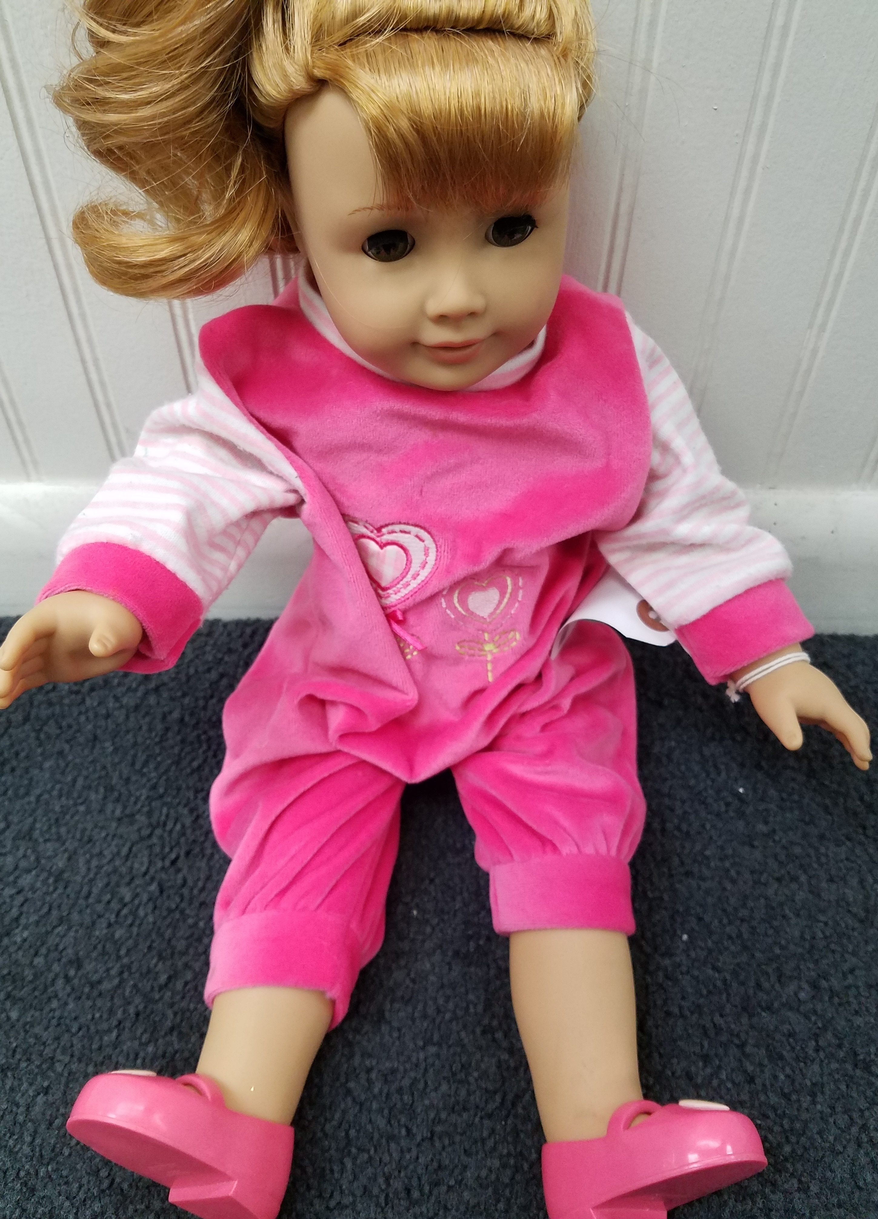 AMERICAN GIRL 2014 DOLL OF THE YEAR
