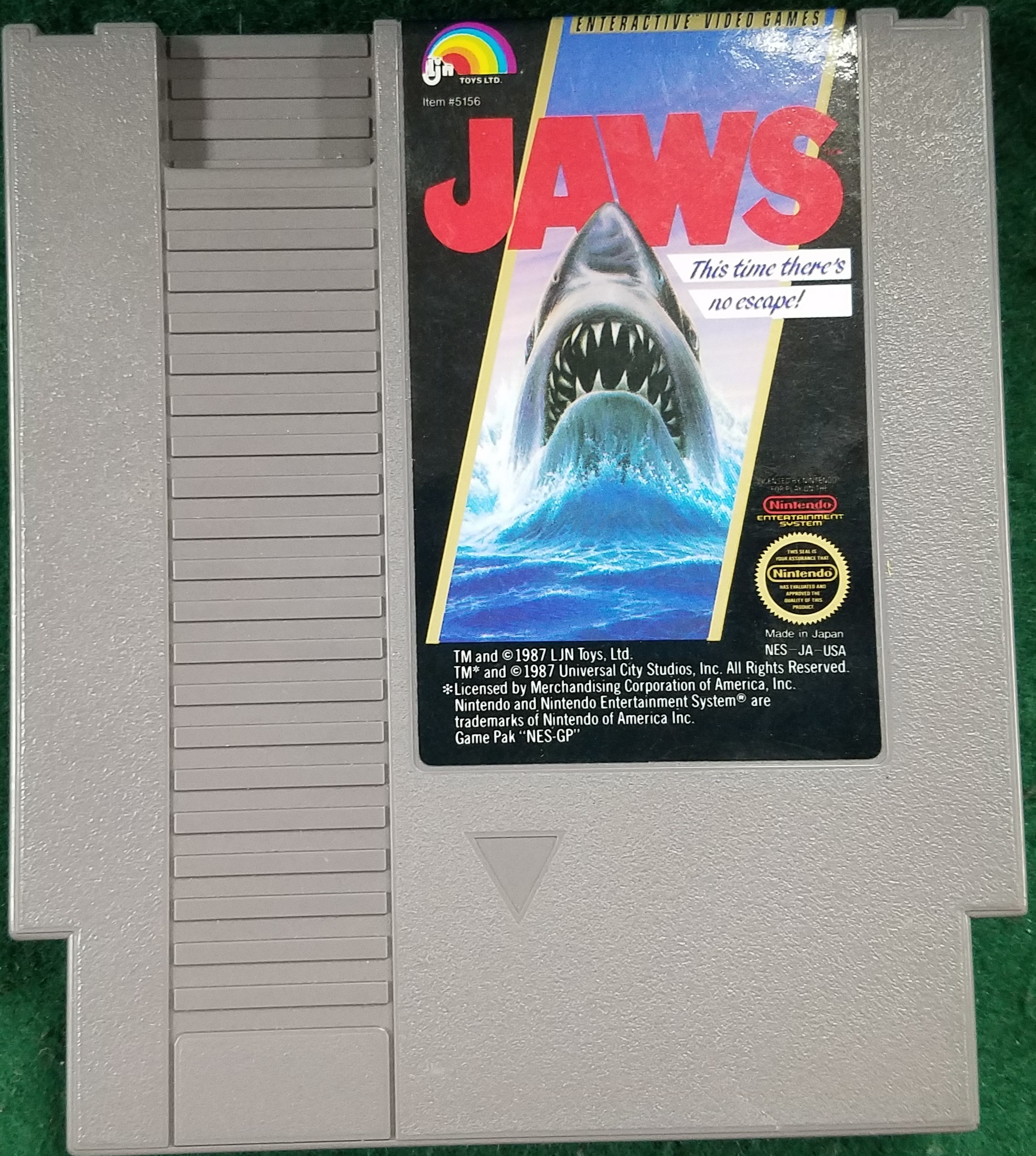 NES JAWS